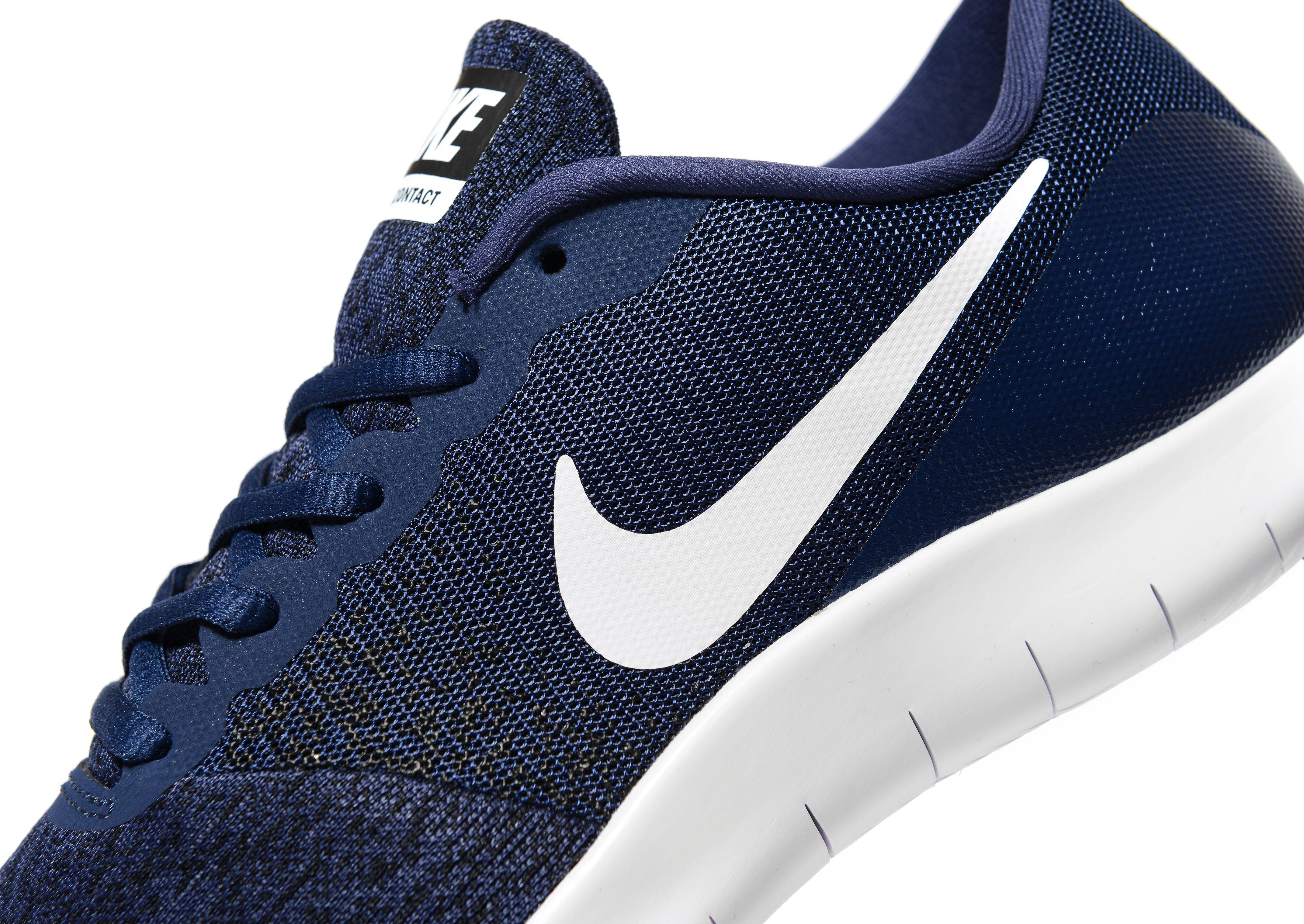 Nike Synthetic Flex Contact in Blue