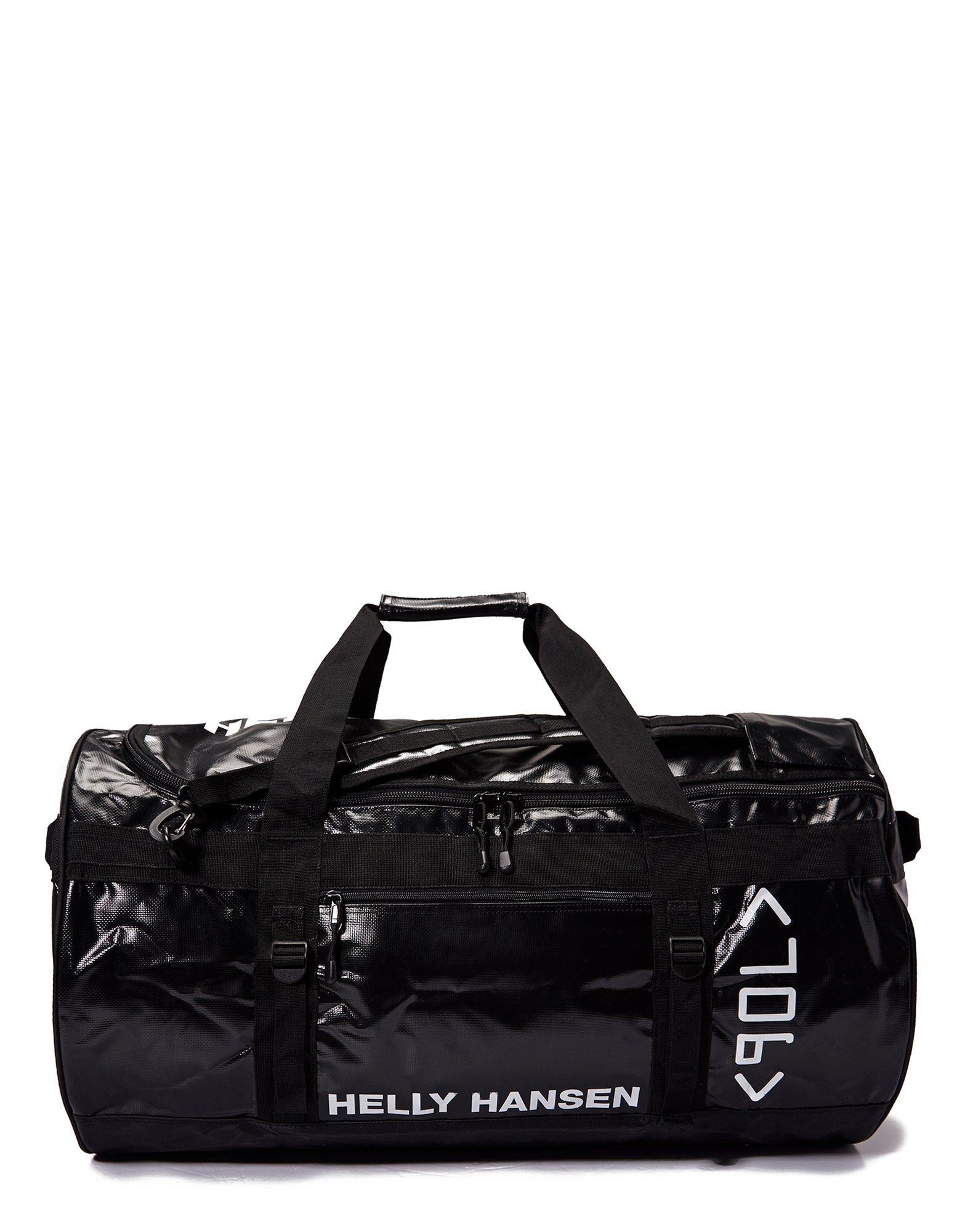 a2090df4c7 Helly Hansen Duffle Bag 90l in Black for Men - Lyst