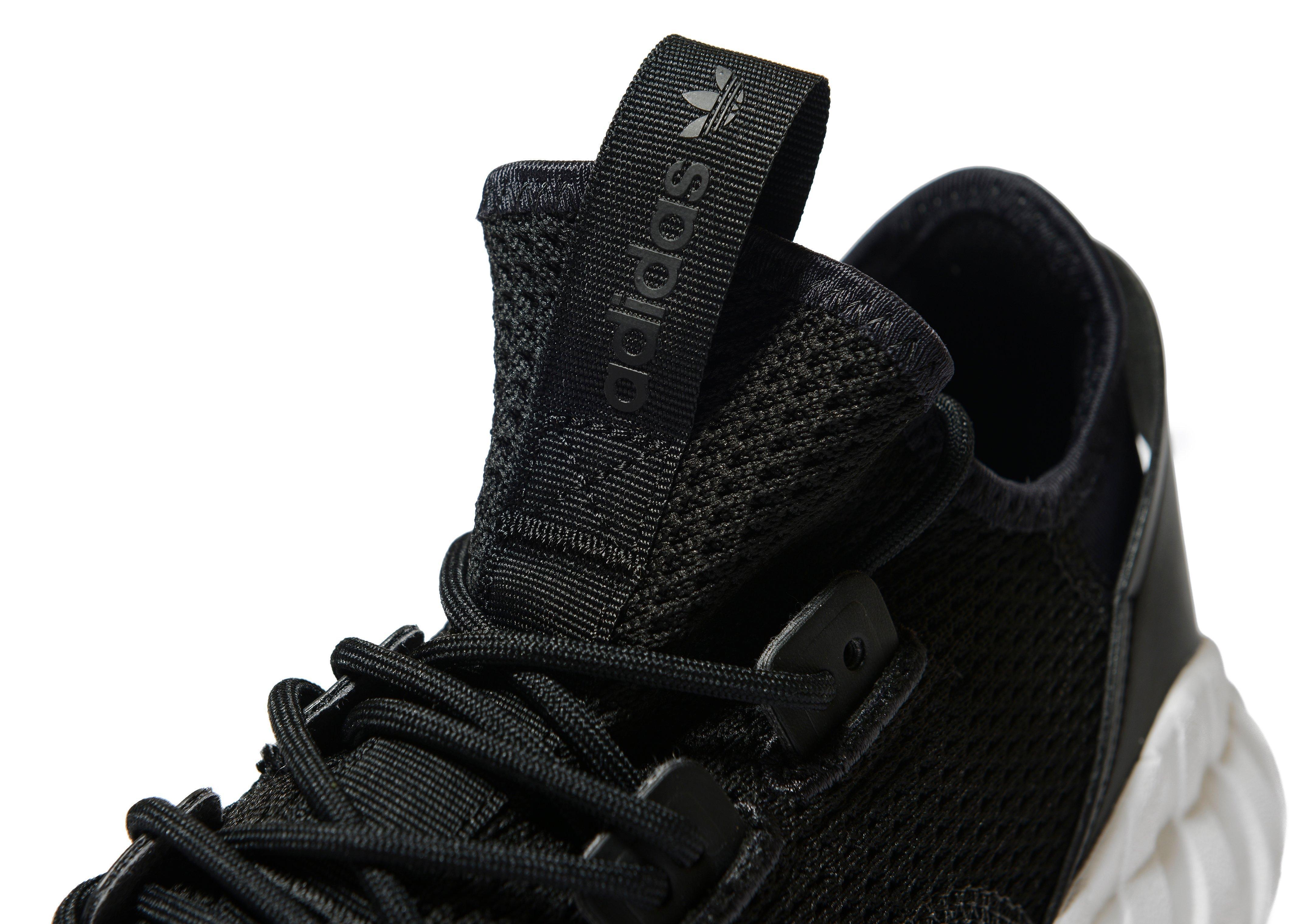 Adidas Originals Black Tubular Doom Junior