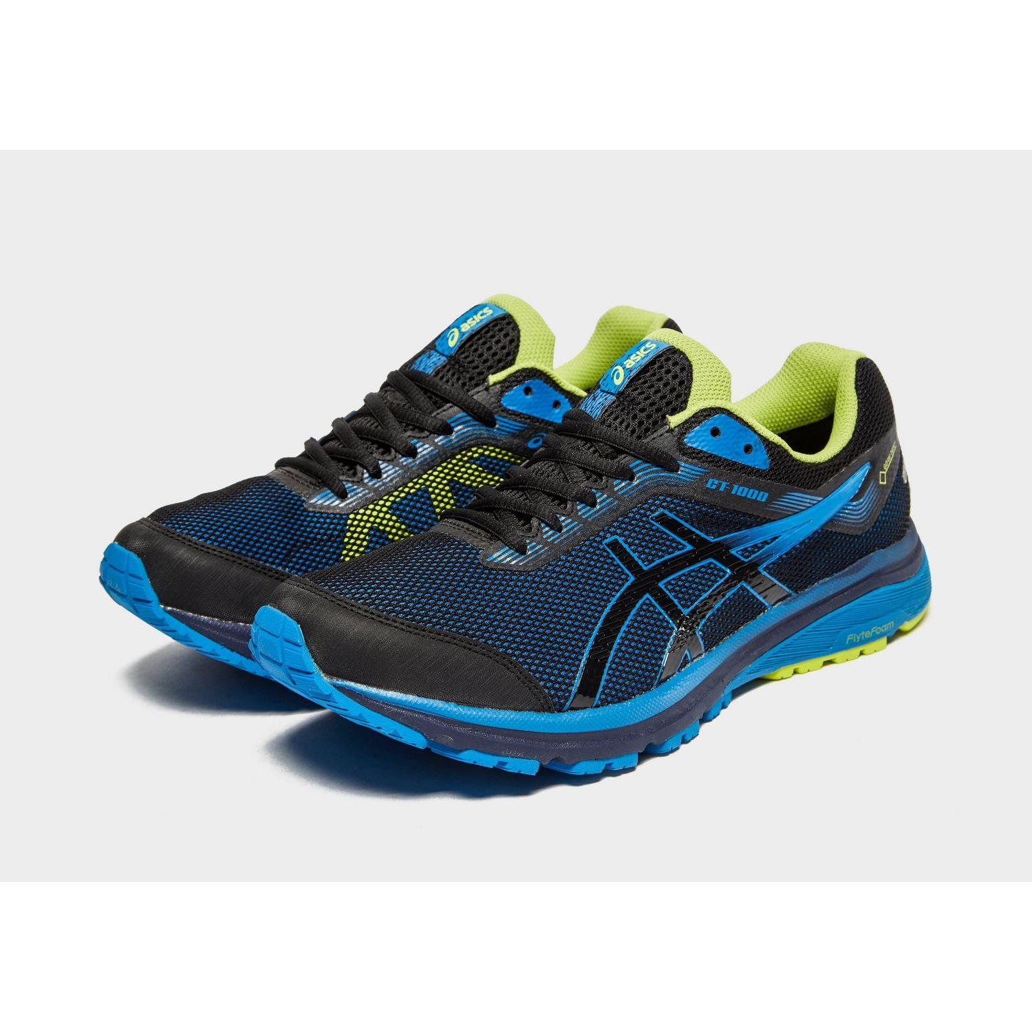 Asics Synthetic Gt-1000 7 Gtx in Black