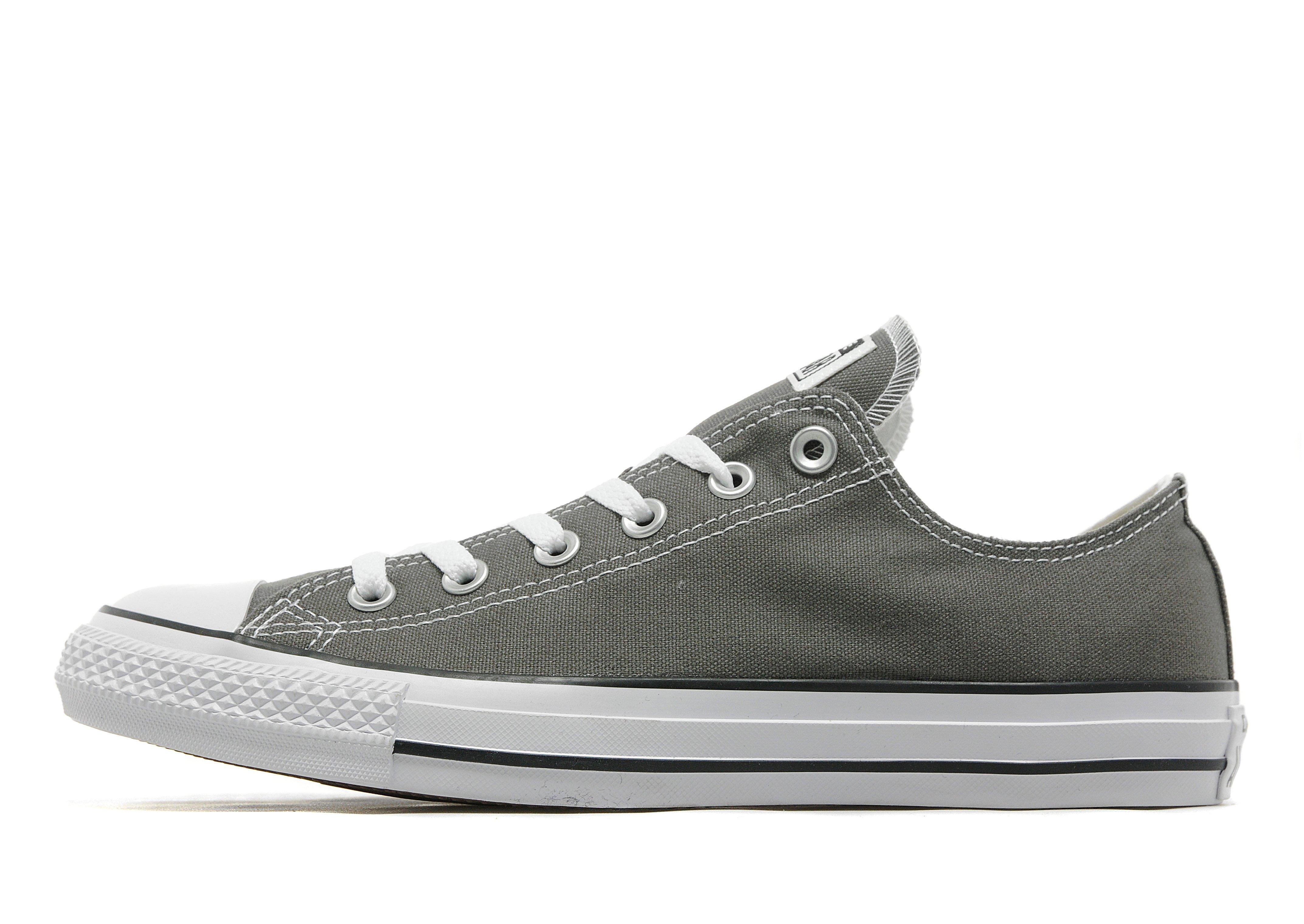 b35a92c653e Lyst - Converse All Star Ox in Gray for Men