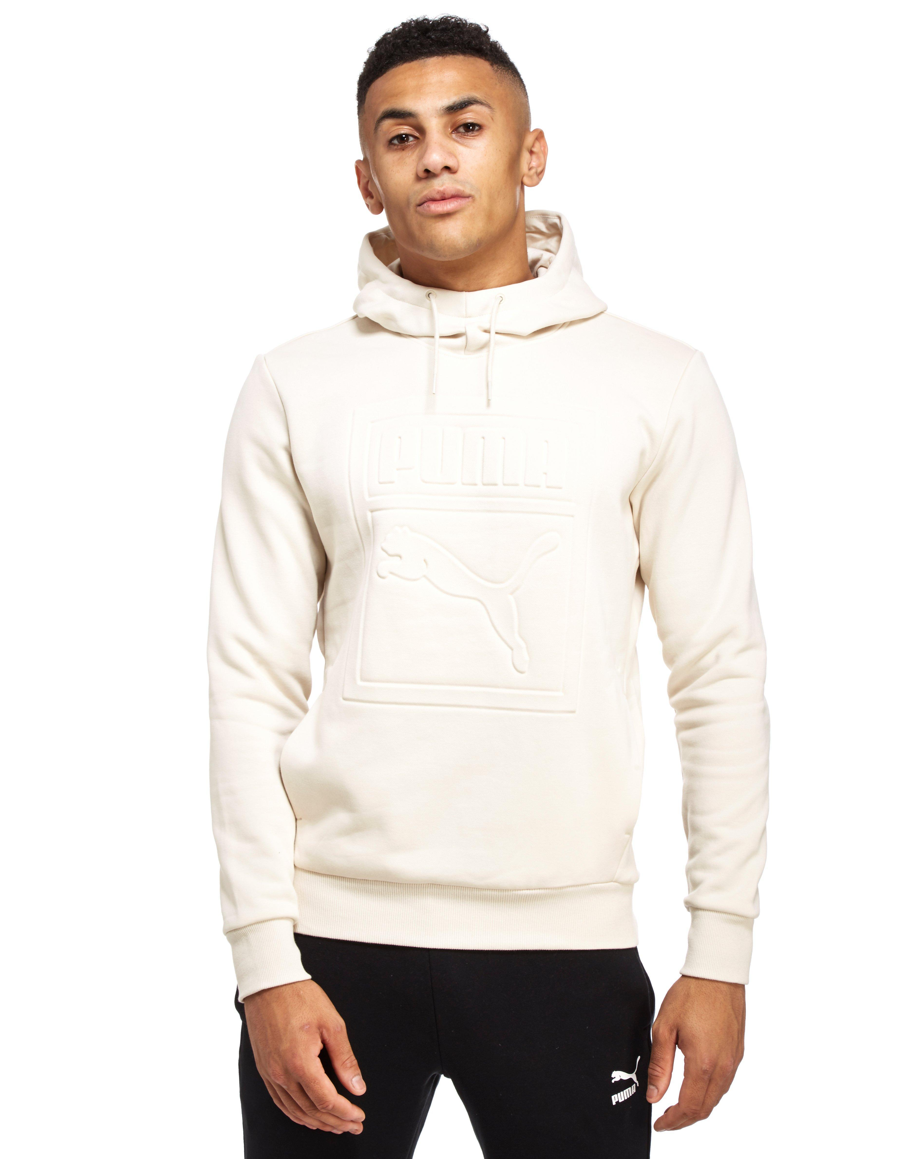 ae6167f513f6 Lyst - PUMA Archive Embossed Logo Hoodie for Men