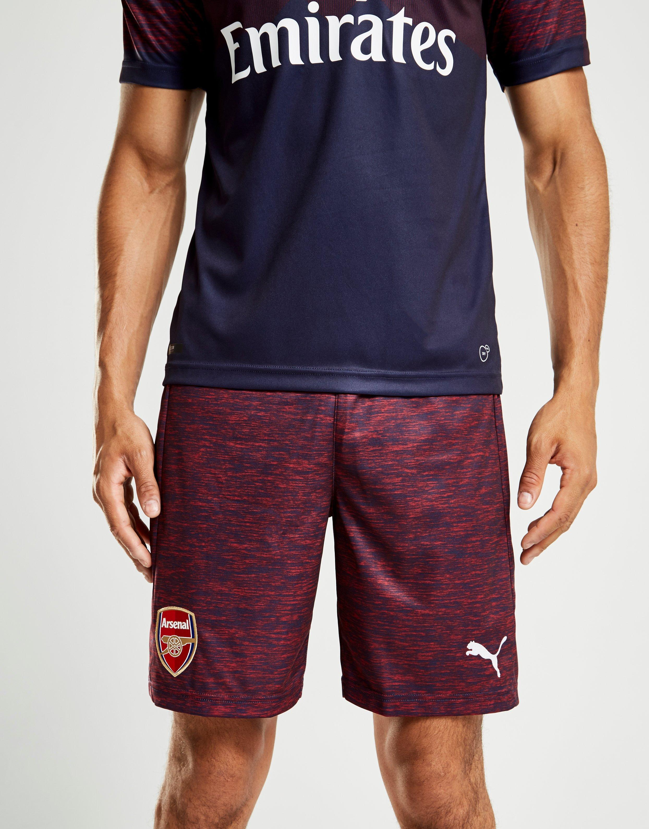 5427eb97b PUMA Arsenal Fc 2018 19 Away Shorts in Blue for Men - Lyst