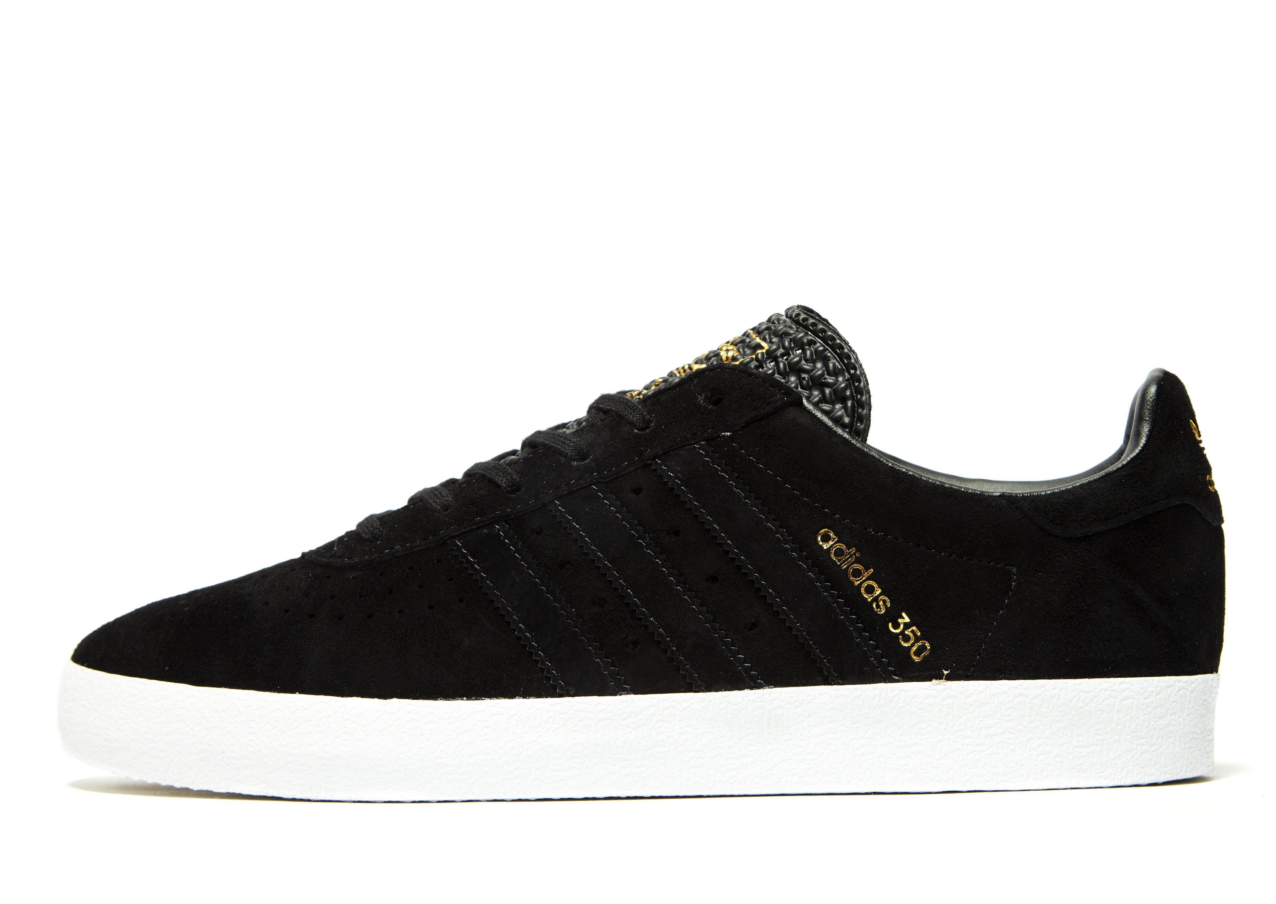 adidas Originals Suede 350 in Black