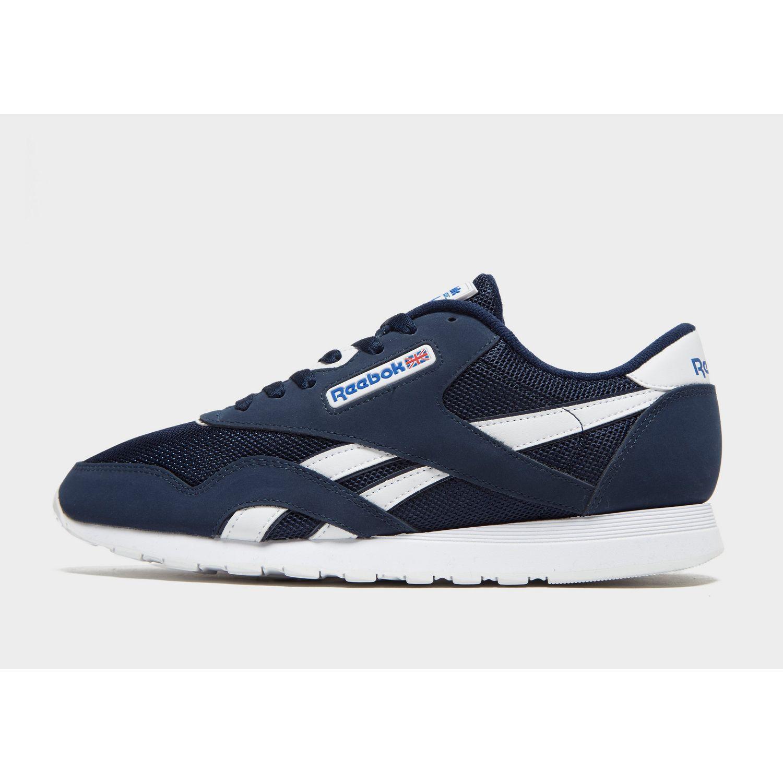 eda56a46baf Reebok Classic Nylon in Blue for Men - Save 50% - Lyst