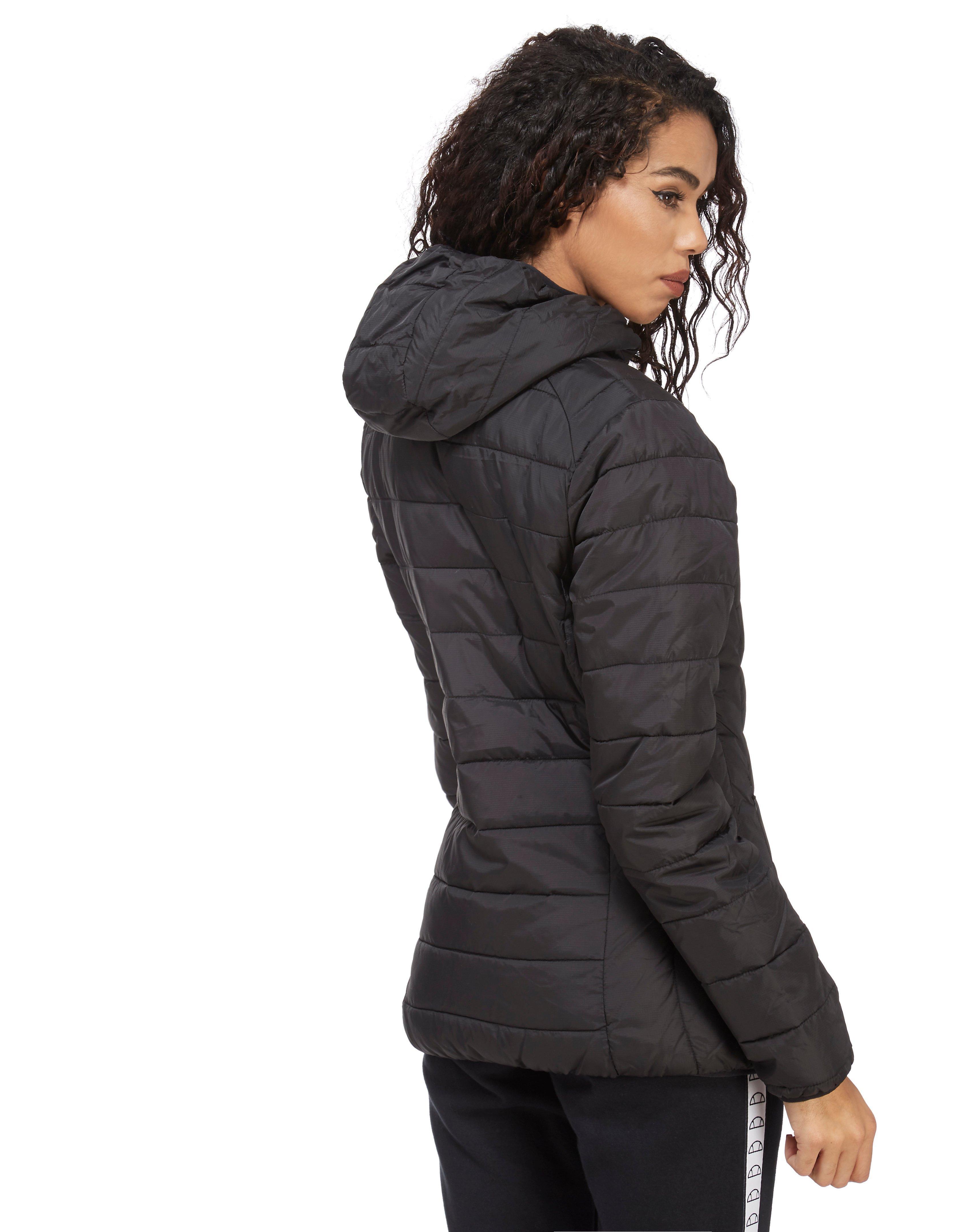 Ellesse Arianna Reversible Jacket In Black Lyst