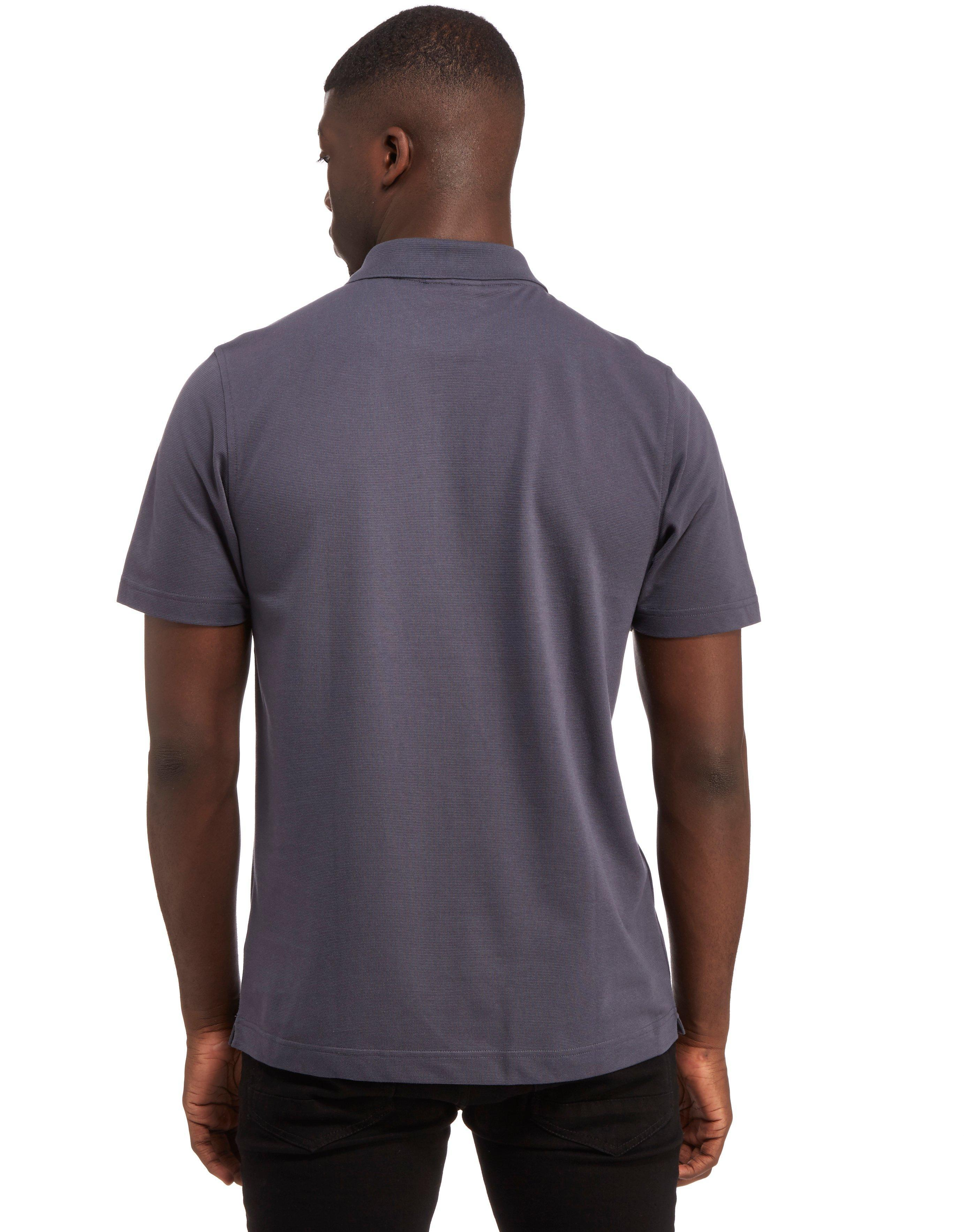 Lacoste alligator polo shirt for men lyst for Lacoste shirts with big alligator