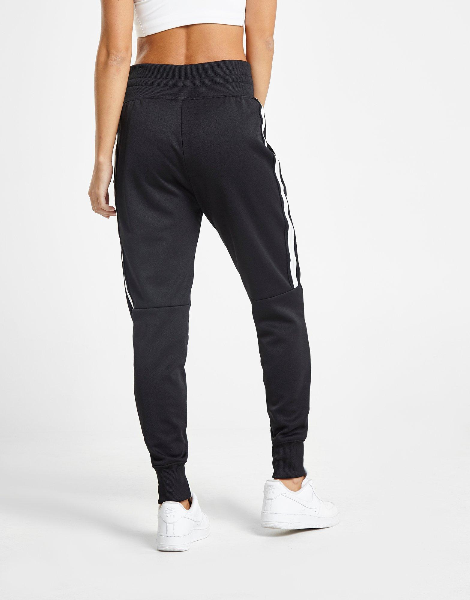 In Lyst Poly Stripe Nike Track Pants Black rdCtshQ