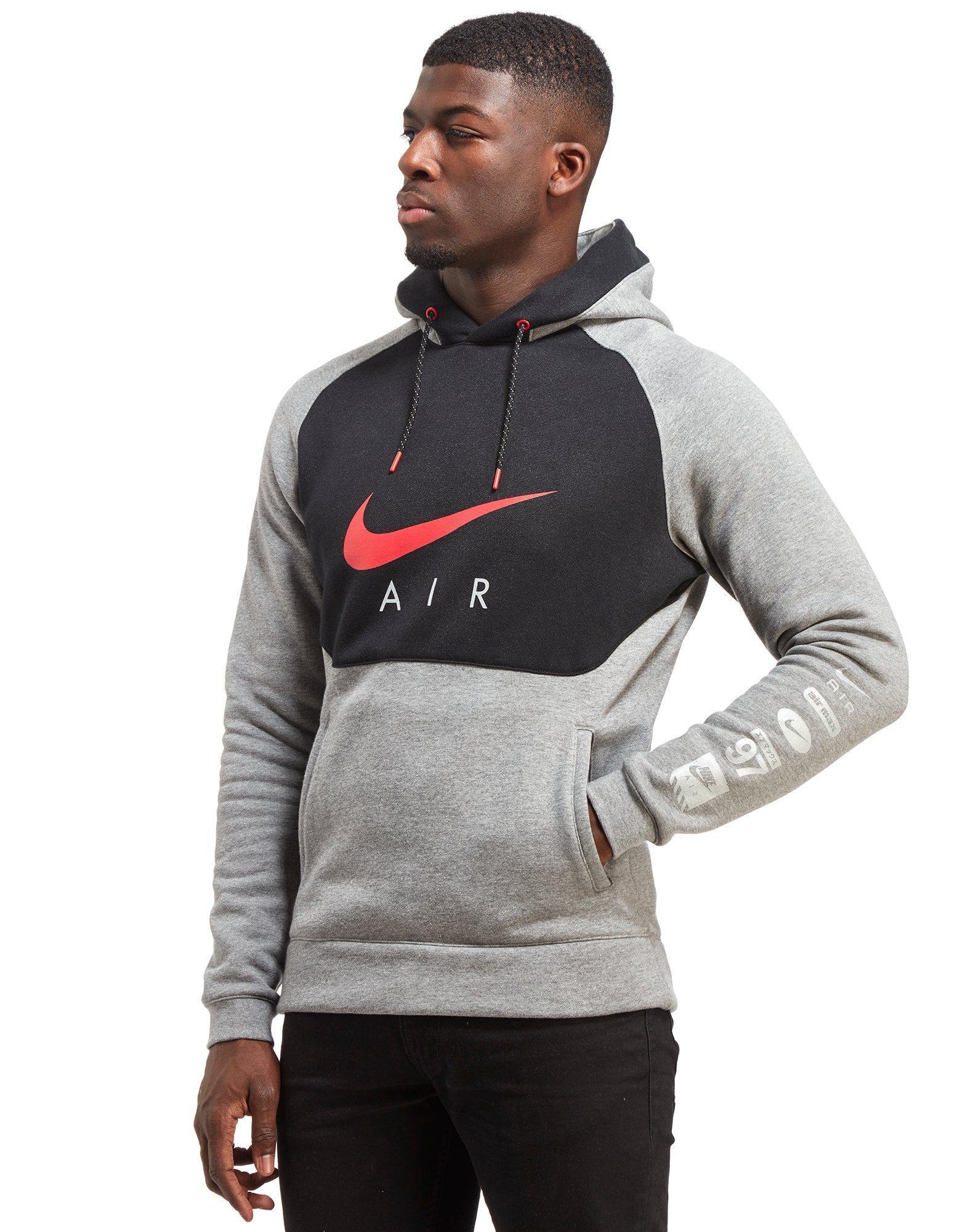top brands online retailer look for Air Hybrid Hoody