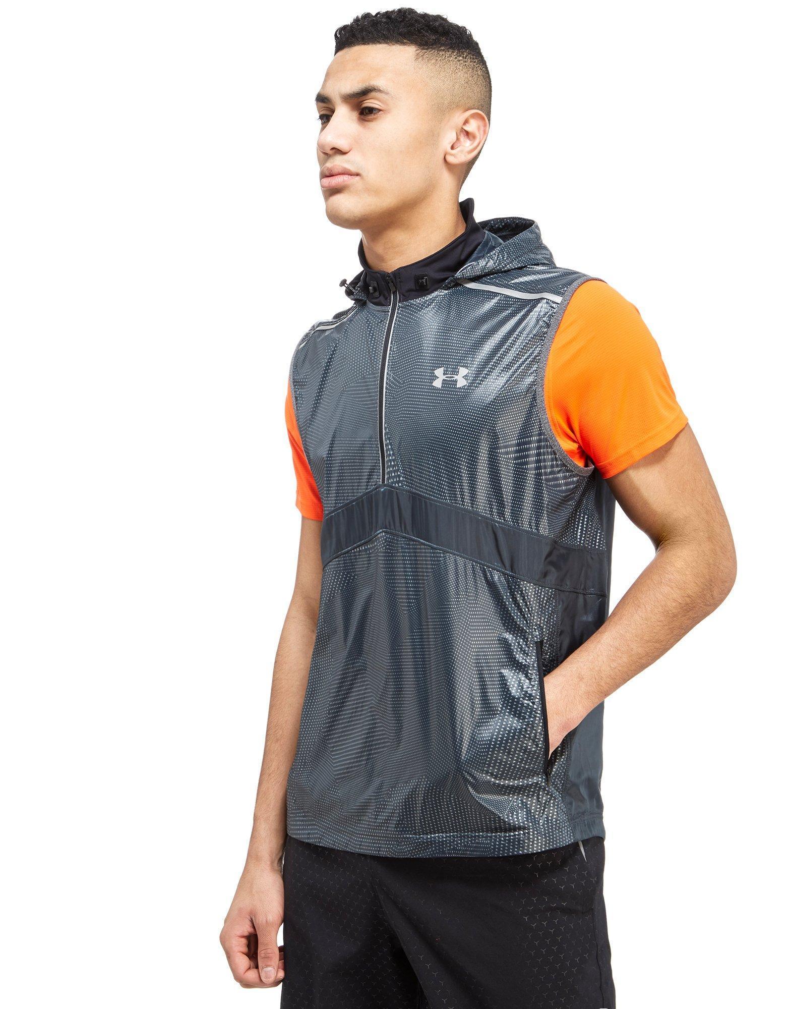Under armour 2020 Run Vest in Gray for Men | Lyst