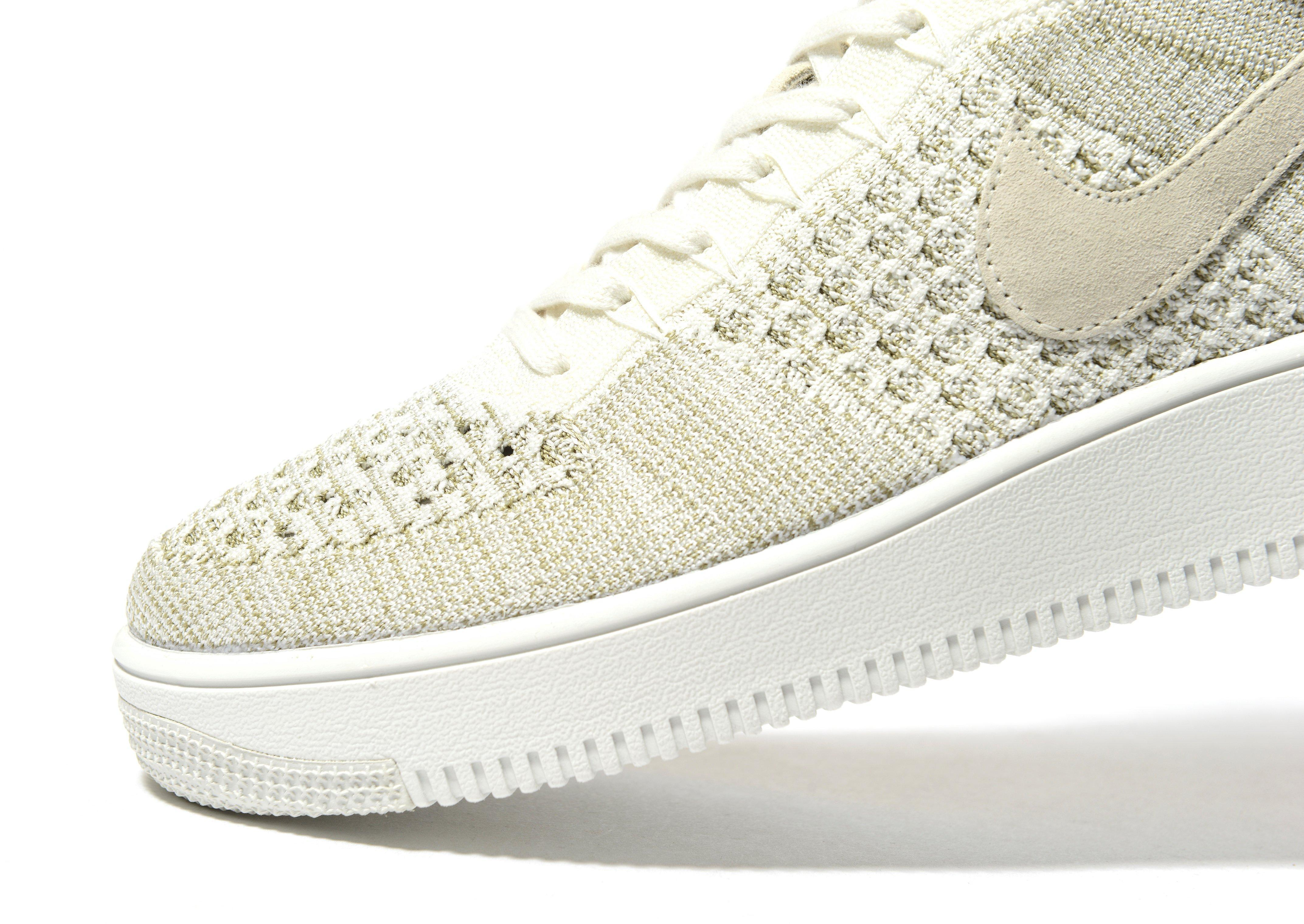Nike Synthetic Air Force 1 Mid Ultra Flyknit for Men