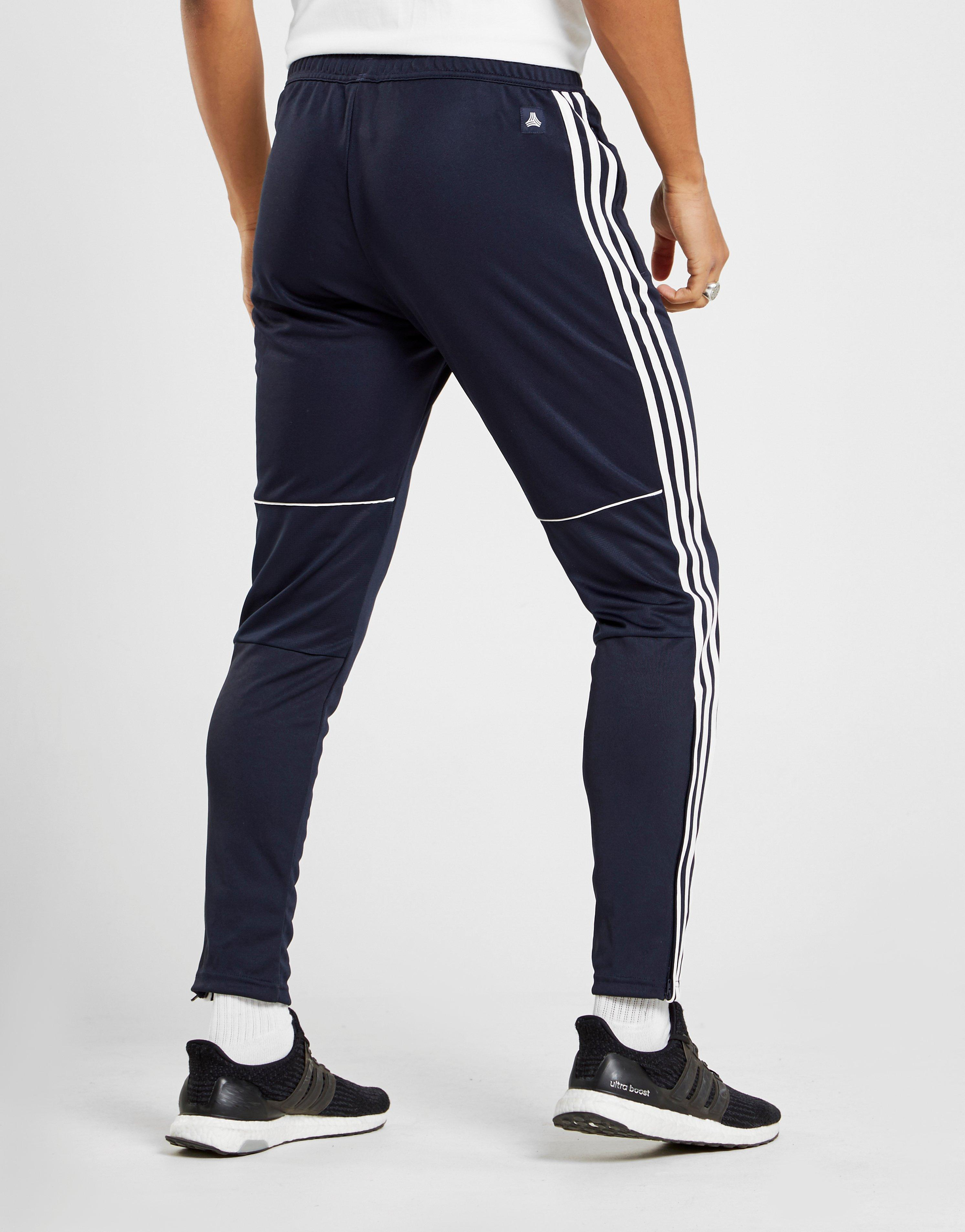 Latest Adidas Navy Tango Fit Pants Slim Clothing Men