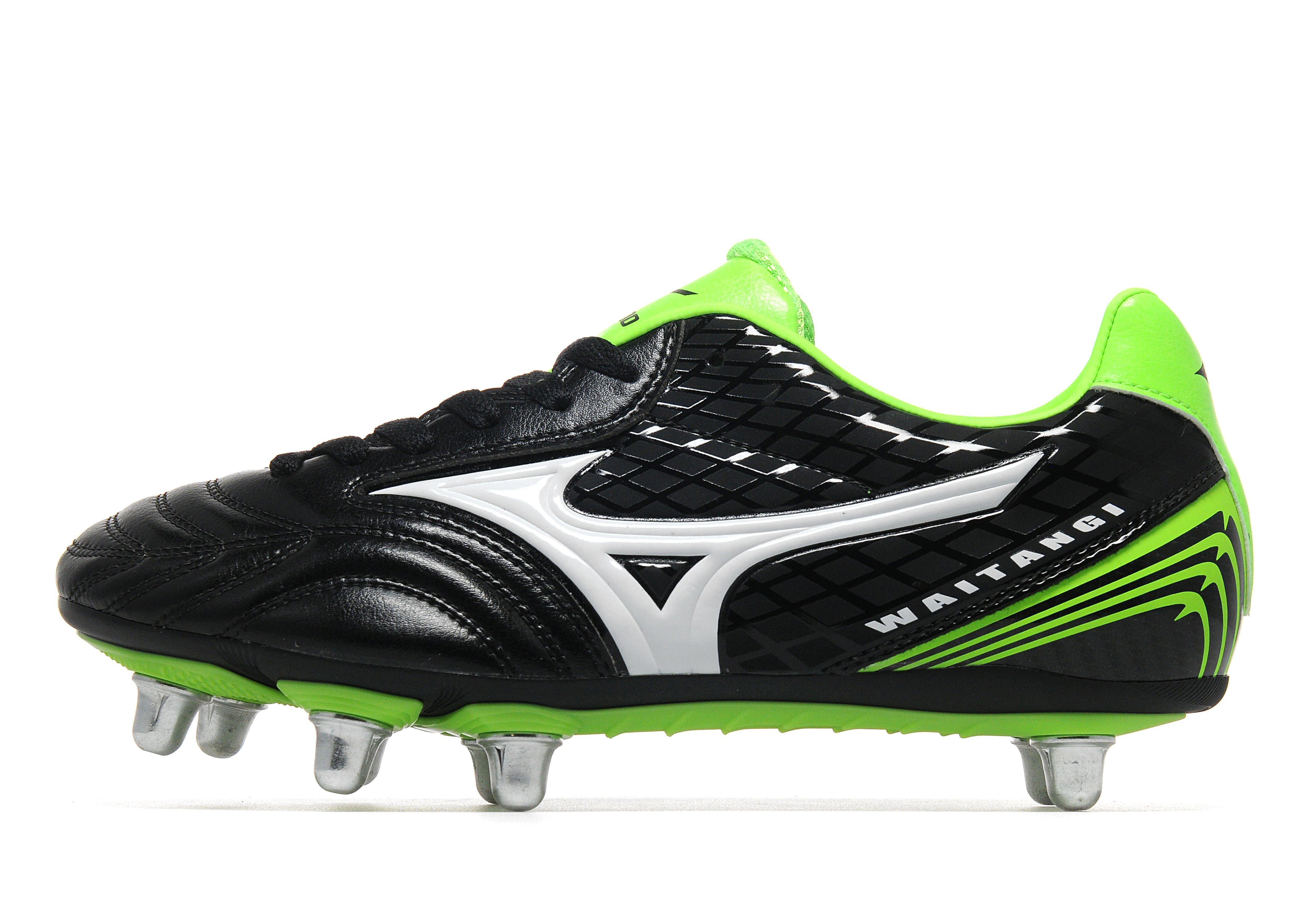 1f087eac1 ... cheapest mizuno waitangi ps rugby boots in black for men lyst f964f  b64d4