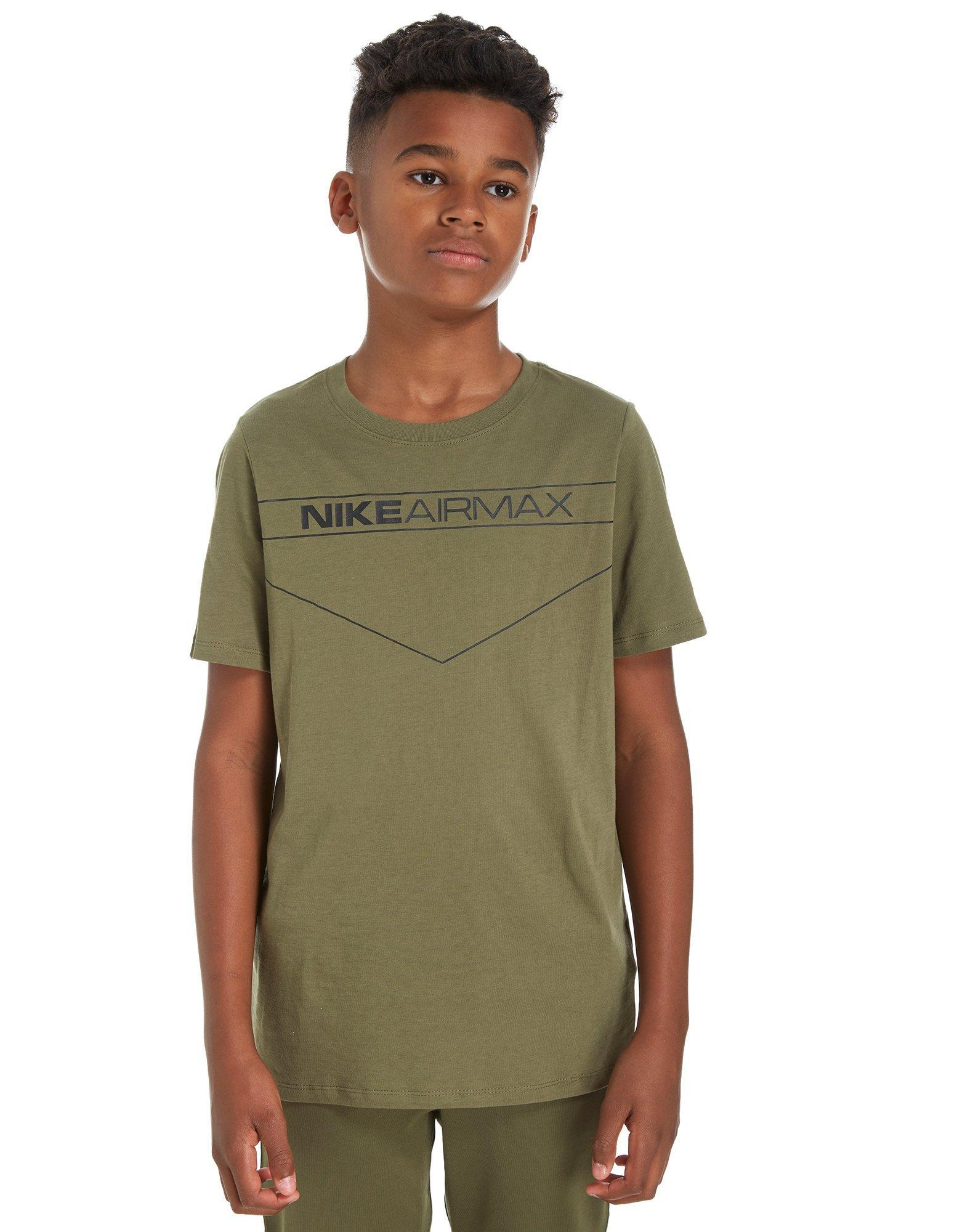 t-shirt junior nike
