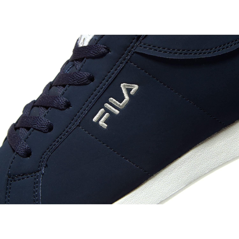 Fila Leather Campora Se in Navy/White