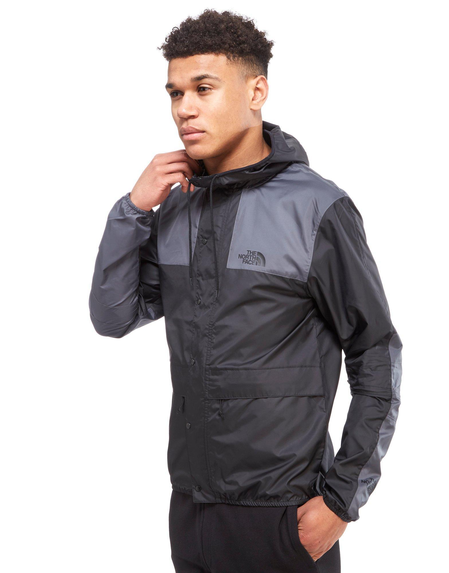 436d34ca1 The North Face Black 1985 Mountain Jacket for men