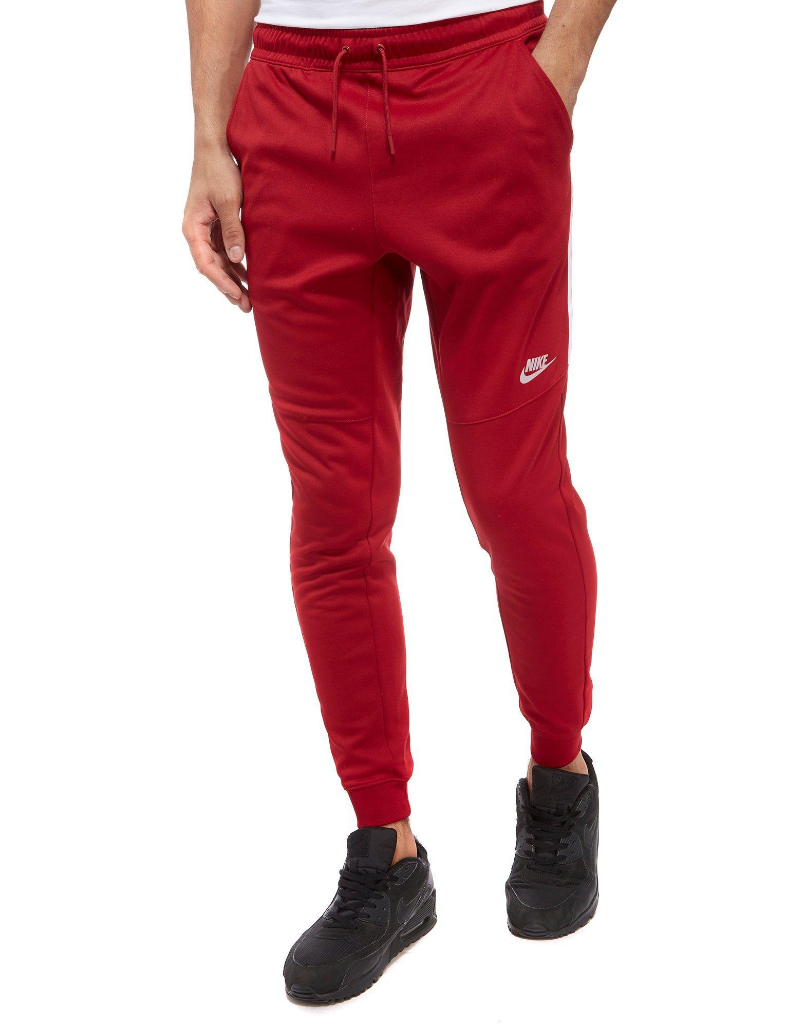 c6aee3dfe21 Nike Red Tribute Track Pants for men