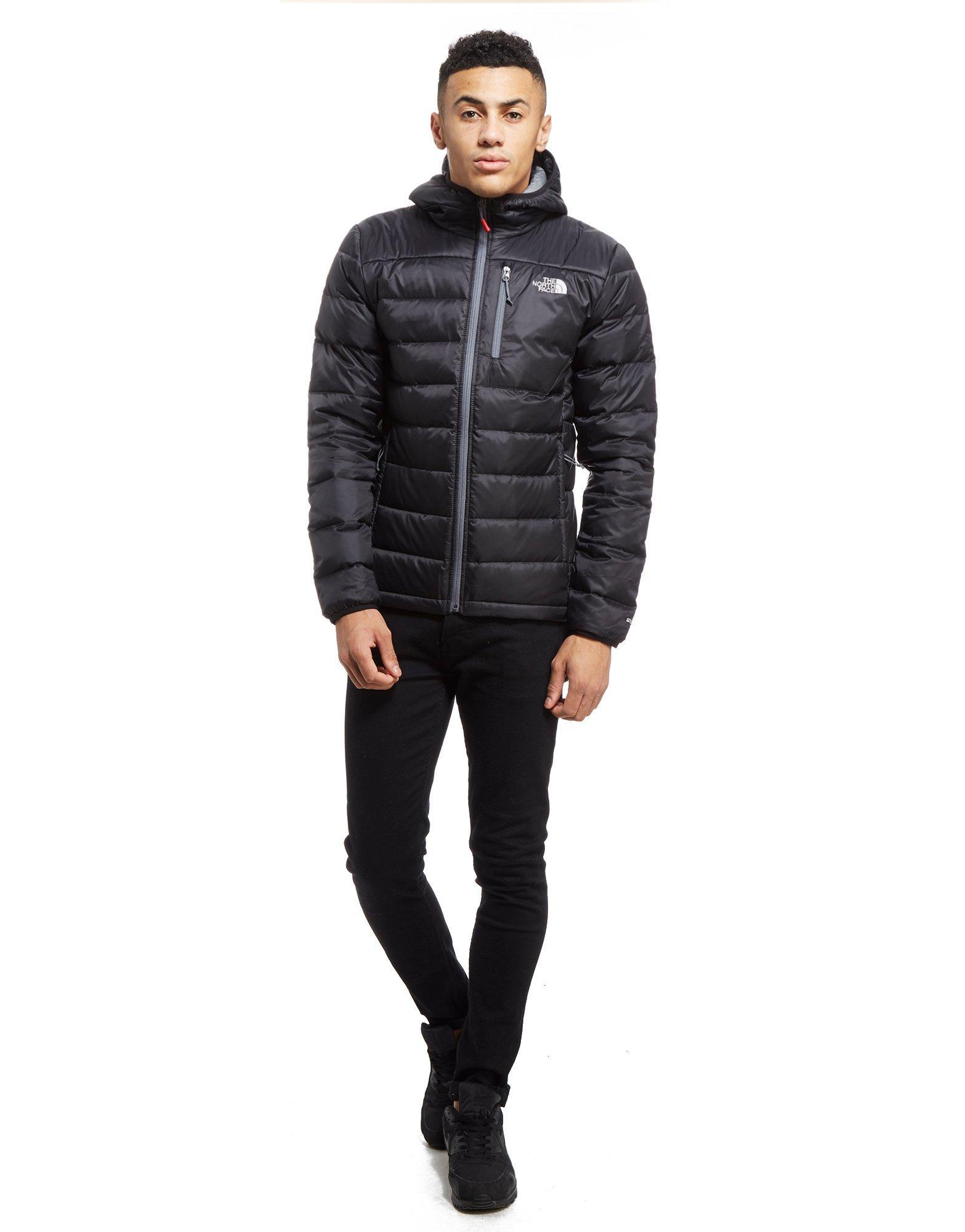 aefd6398bfc0 Lyst - The North Face Aconcagua Down Puffa Jacket in Black for Men