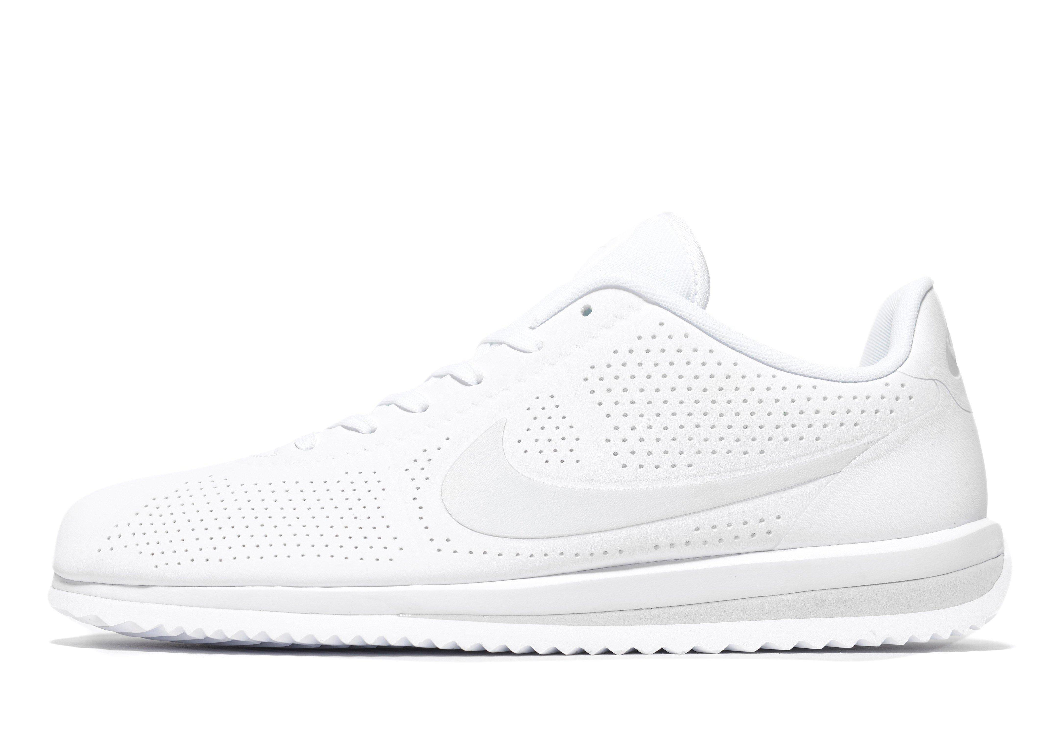 lyst nike cortez ultra moire in white for men. Black Bedroom Furniture Sets. Home Design Ideas