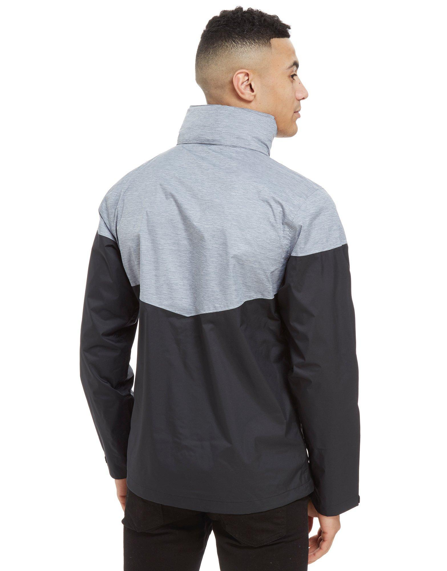 Columbia Synthetic Inner Limits Zip Through Jacket in Black for Men