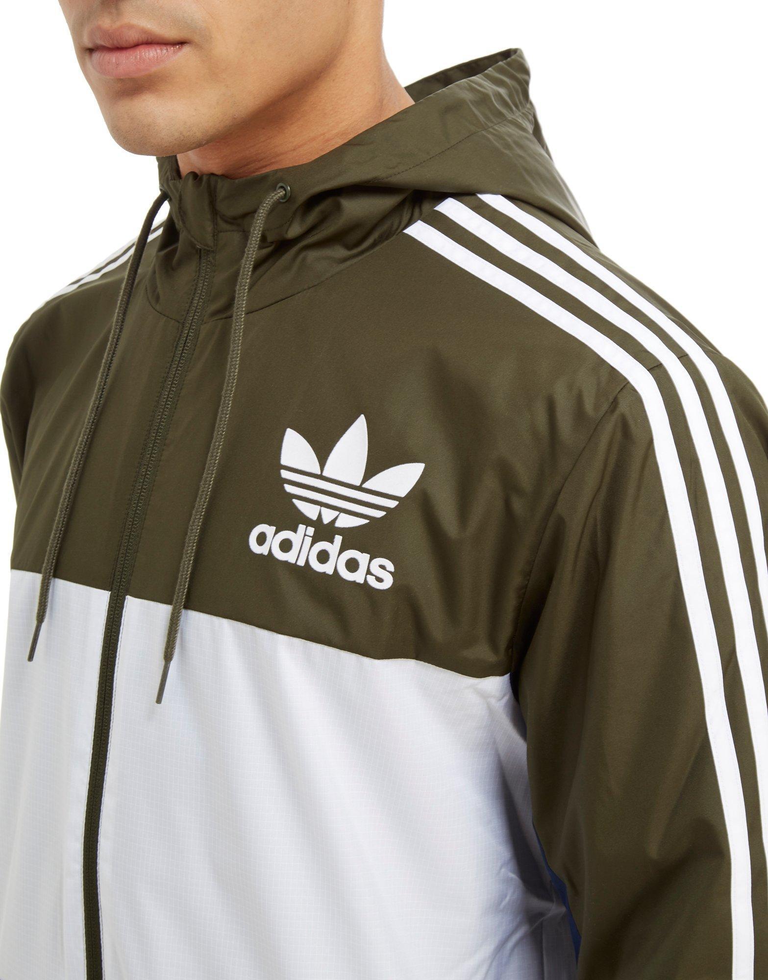 Men's Id96 Windbreaker Jacket
