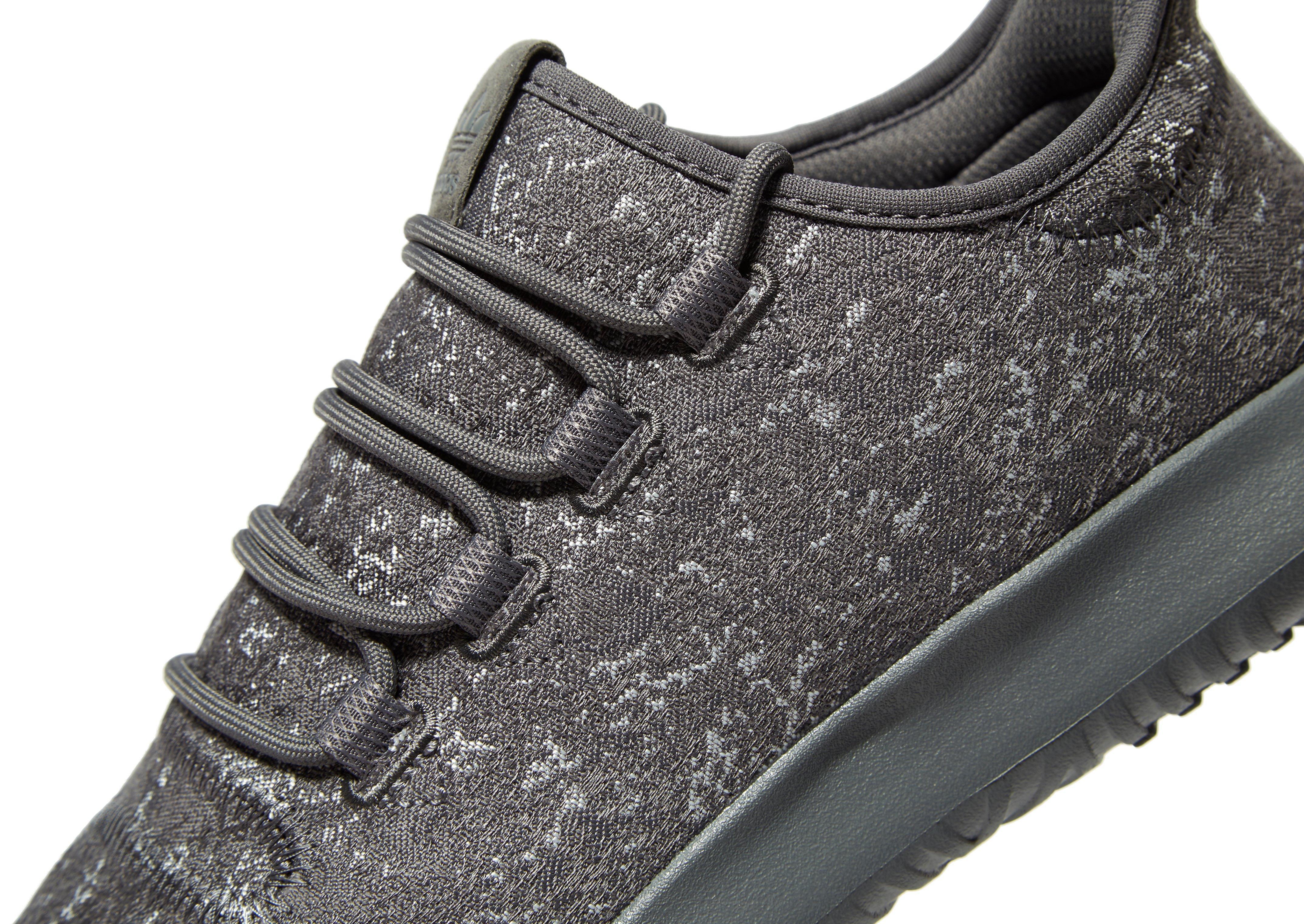 the best attitude b2448 b397d Adidas Originals - Gray Tubular Shadow Jacquard for Men - Lyst. View  fullscreen