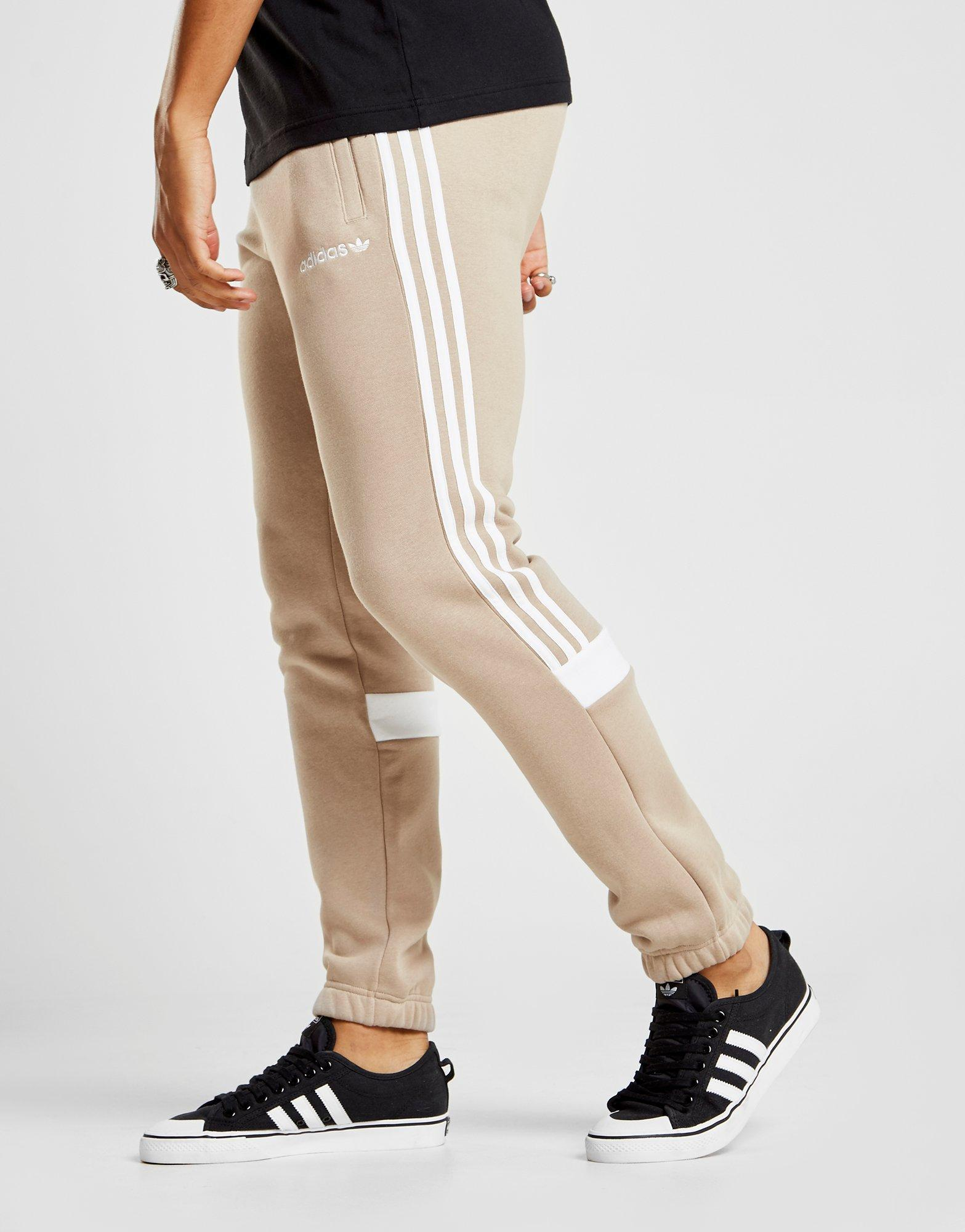 billig Adidas Originals Multicolor Itasca Fleece Track Pants for men