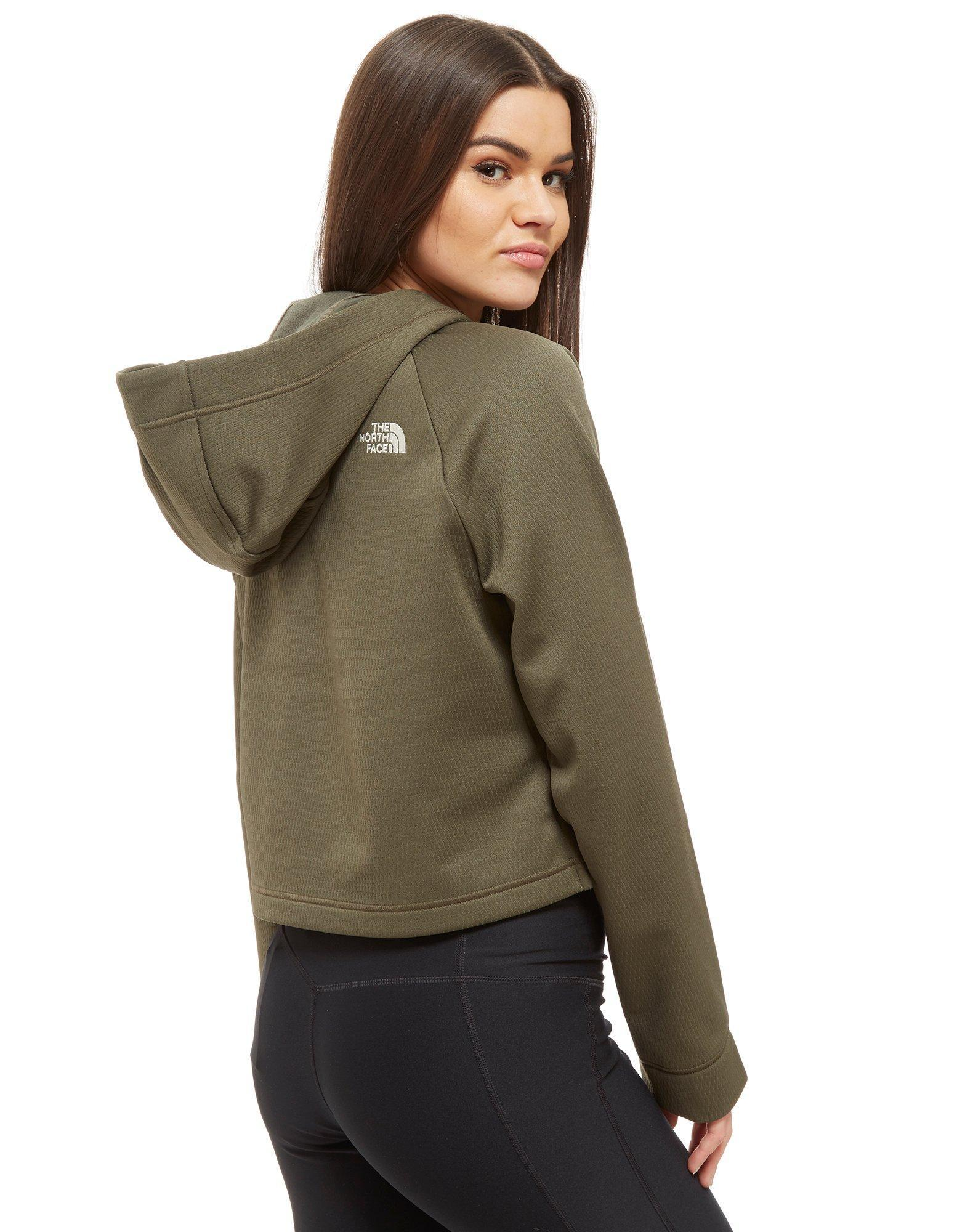 3f5a799c0 The North Face Green Tech Light Overhead Hoodie