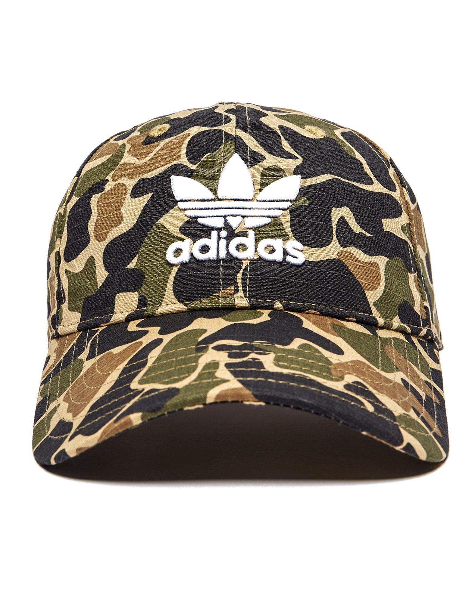 low price best deals on new products Adidas Originals Green Trefoil Classic Cap for men