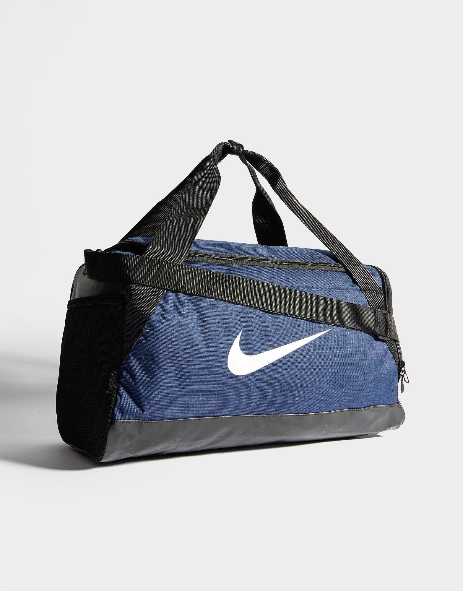 7c9c1887f984 Lyst - Nike Brasilia Small Duffle Bag in Black for Men