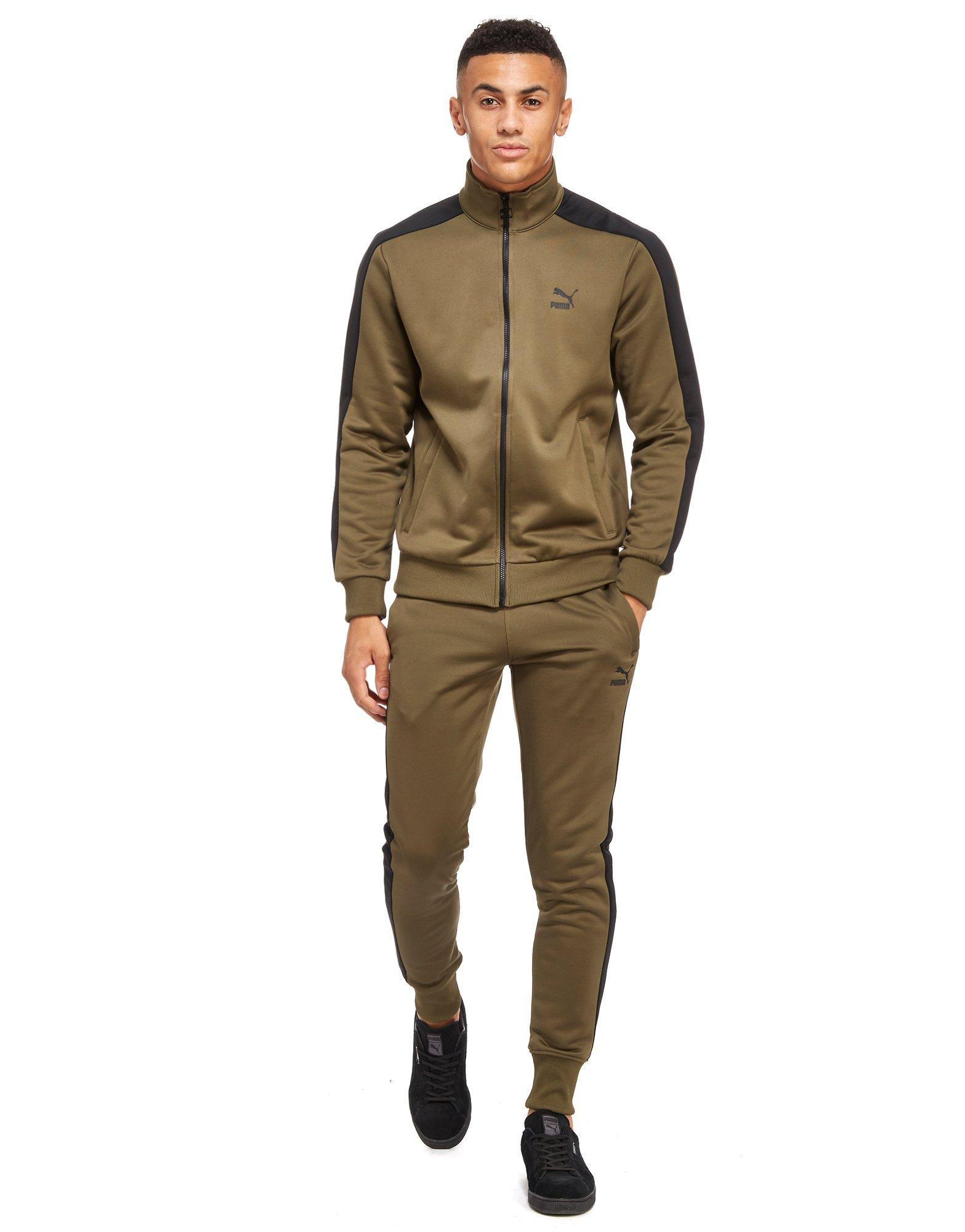 Puma Archive T7 Track Jacket For Men Lyst