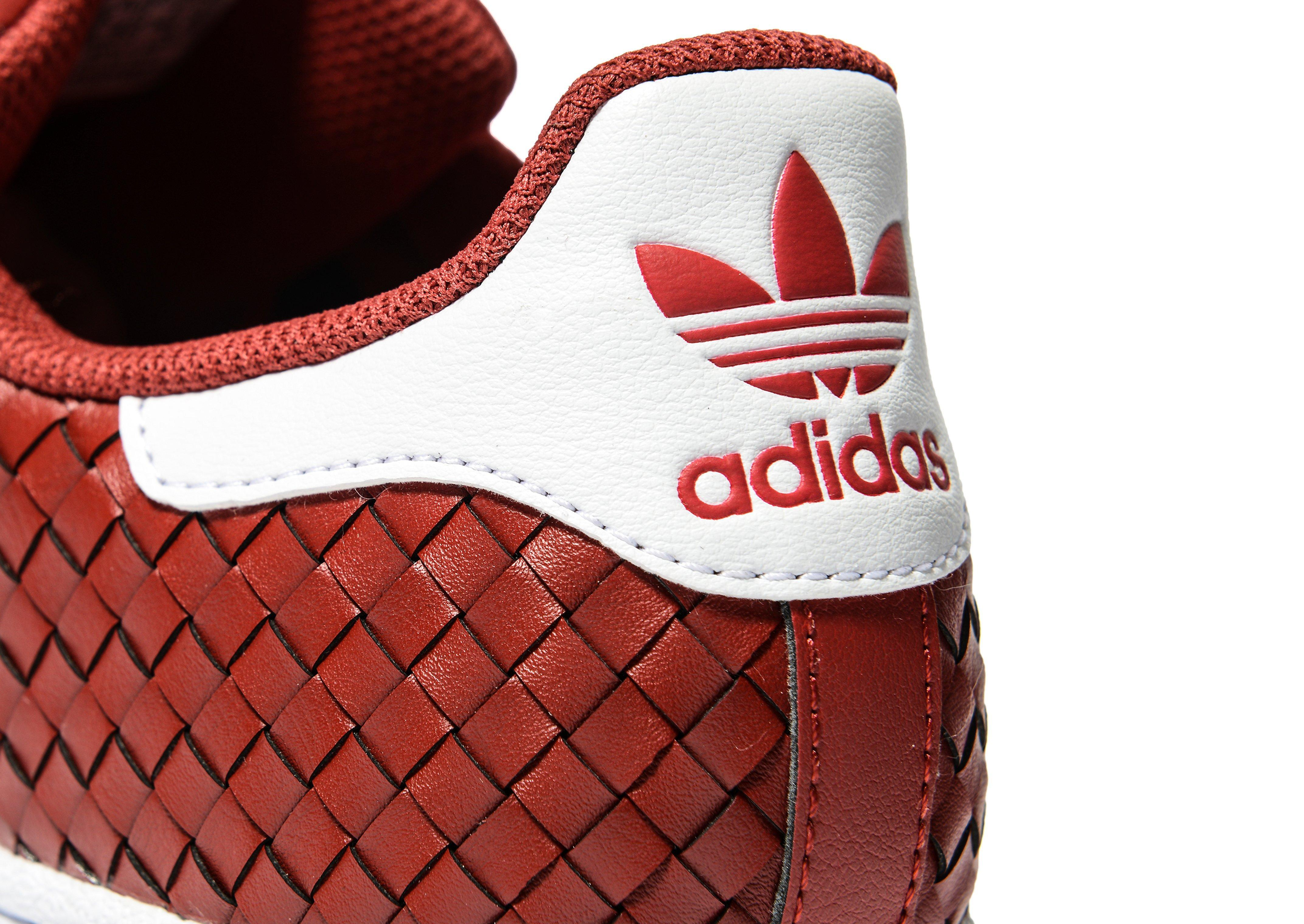 adidas originals superstar weave red Off 57% - www.bashhguidelines.org