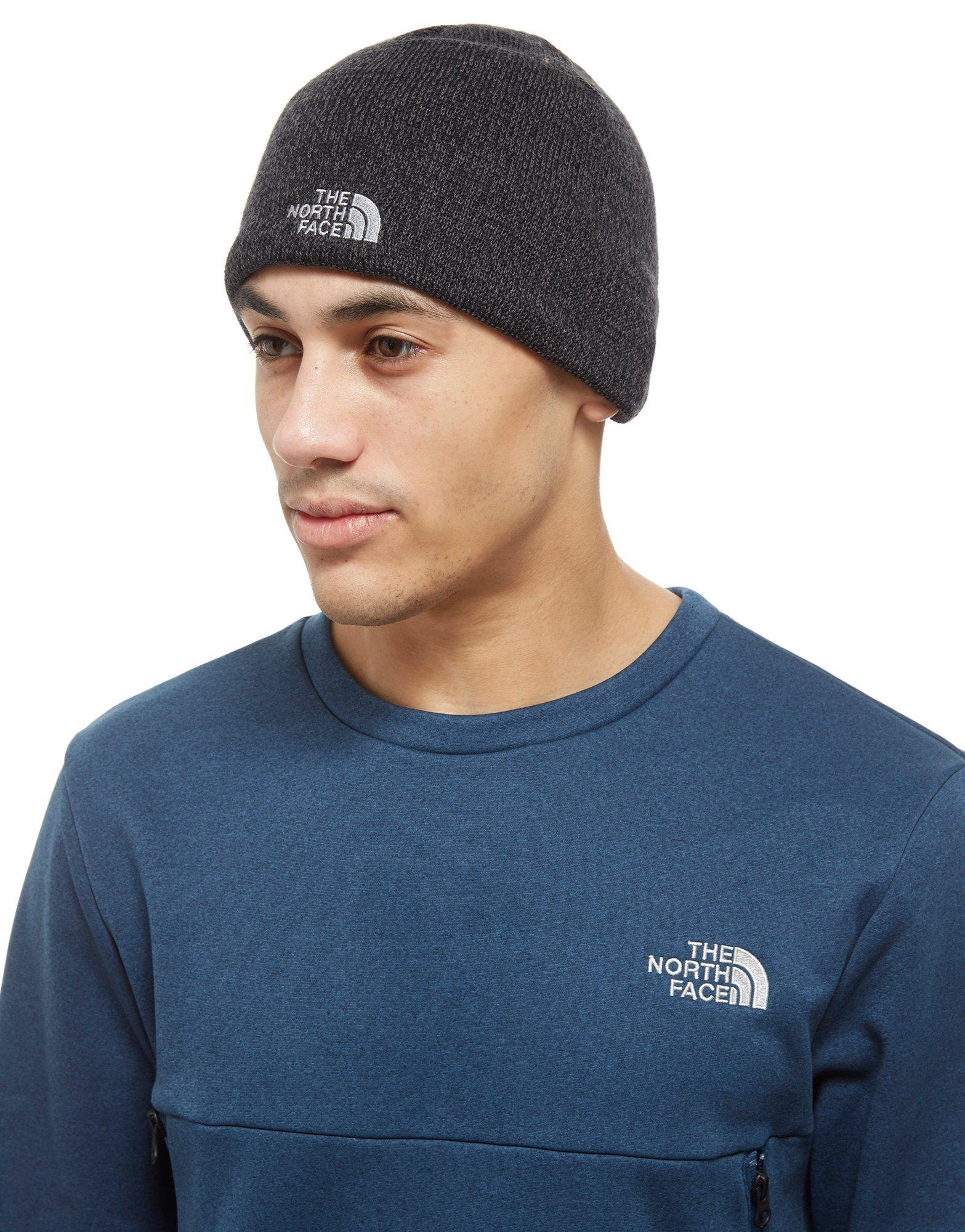 32f09547a The North Face Black Jim Beanie Hat