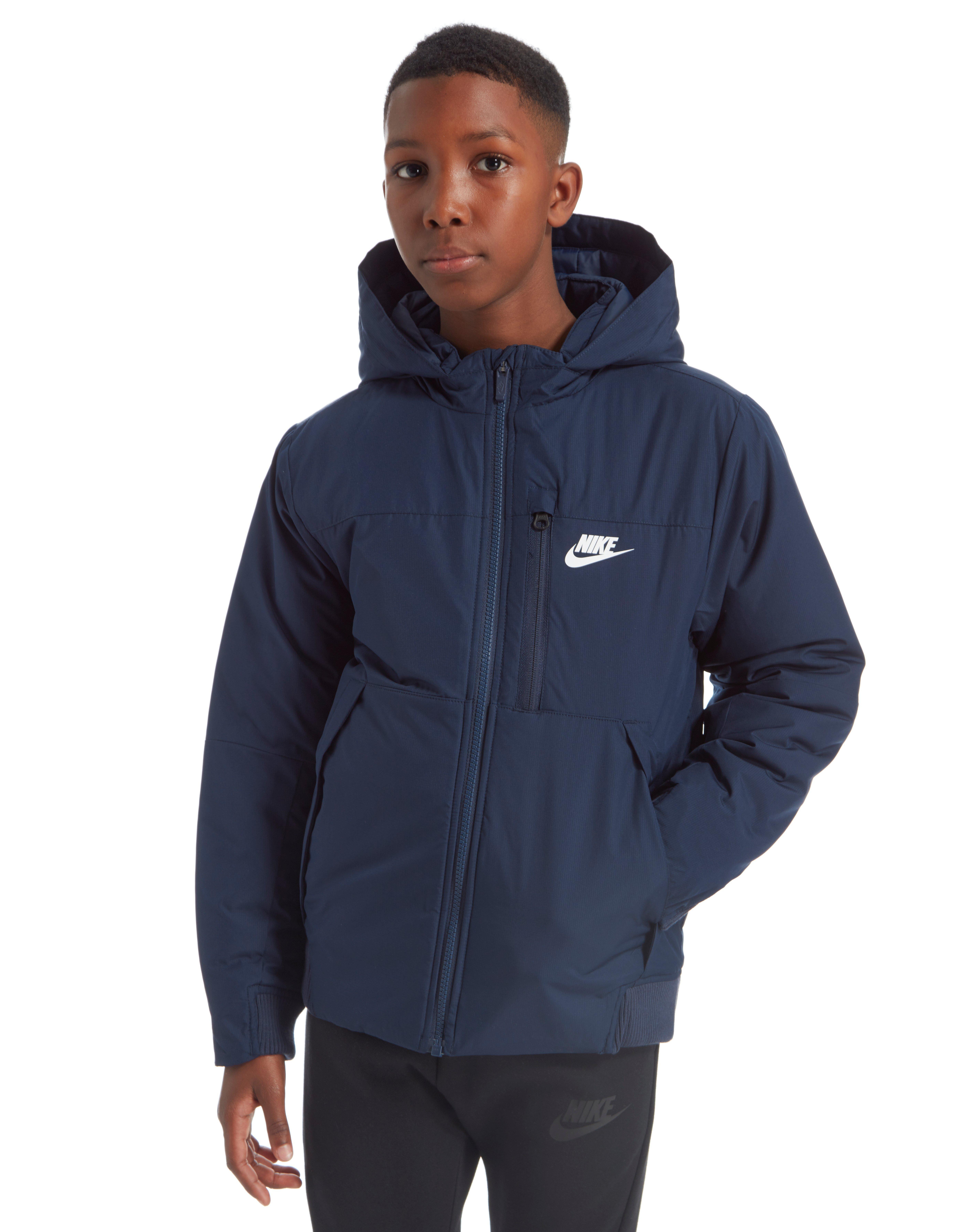 Nike Core Padded Jacket Junior In Blue For Men Lyst