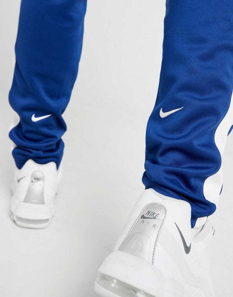 Especial garra Duque  Nike Synthetic Double Swoosh Track Pants in Blue for Men - Lyst