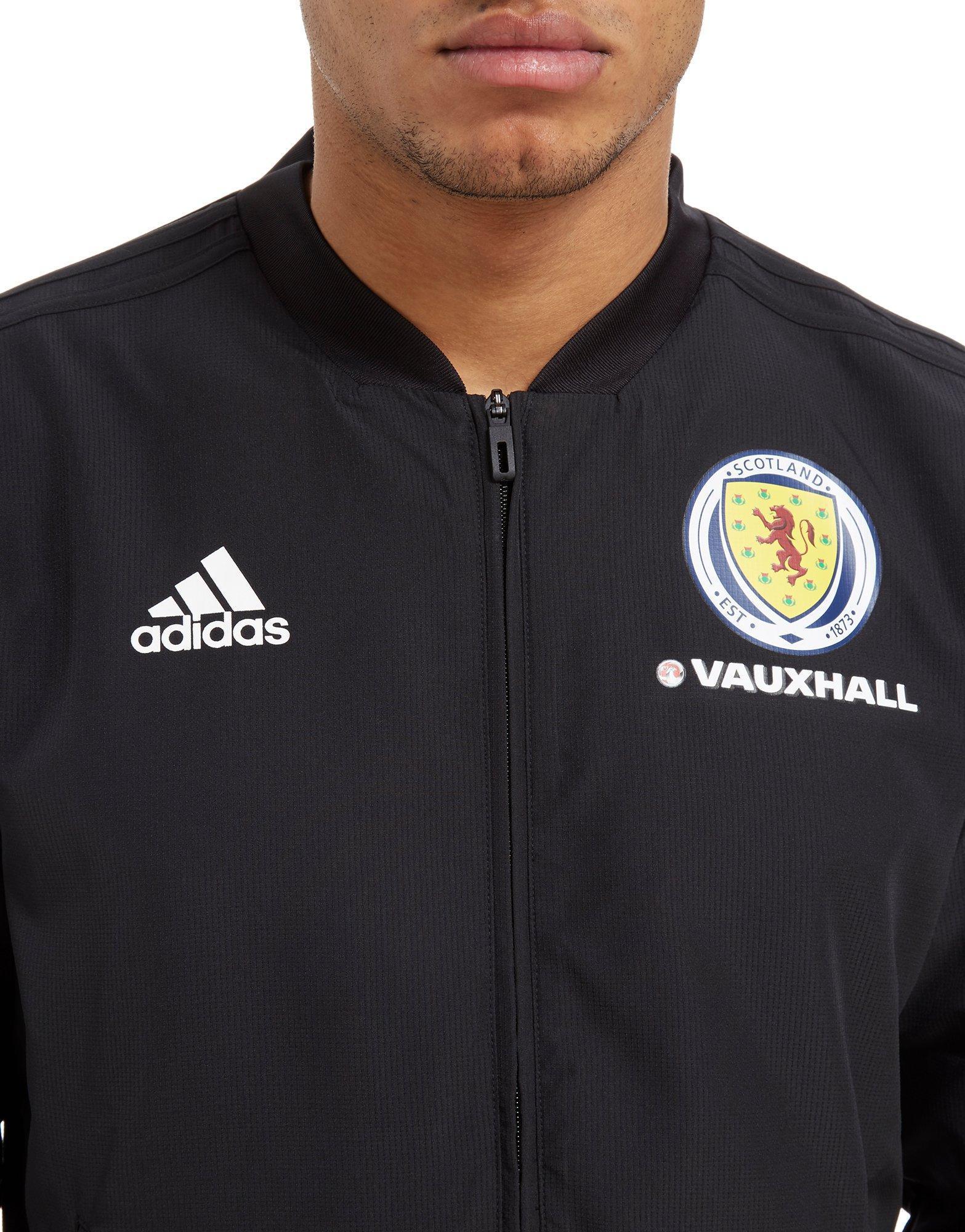 Scotland Fa 201819 Presentation Jacket