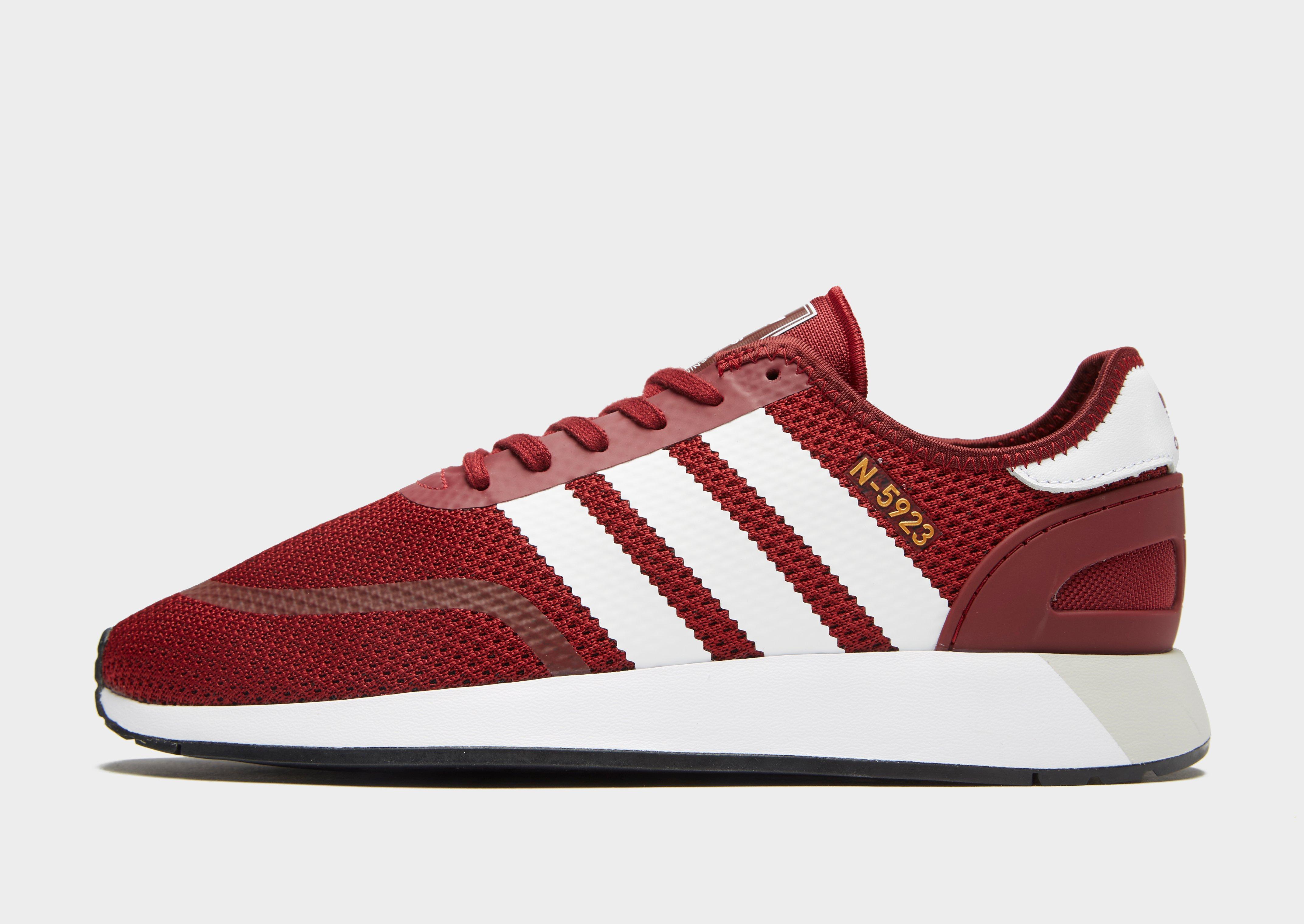 3c35b1f4d0c adidas Originals N-5923 in Red for Men - Lyst