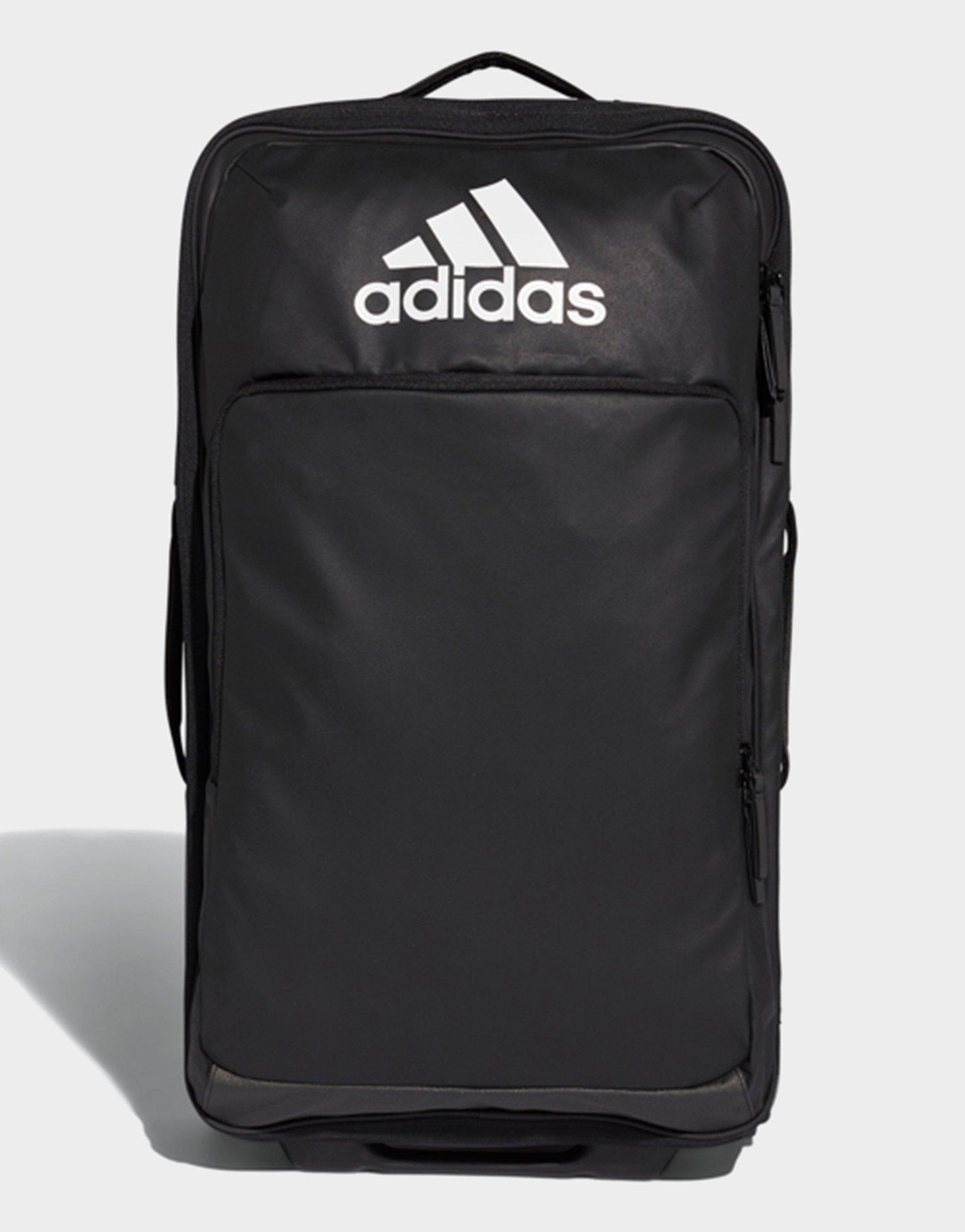 edfe0381350c Adidas - Black Trolley Bag Medium for Men - Lyst. View fullscreen