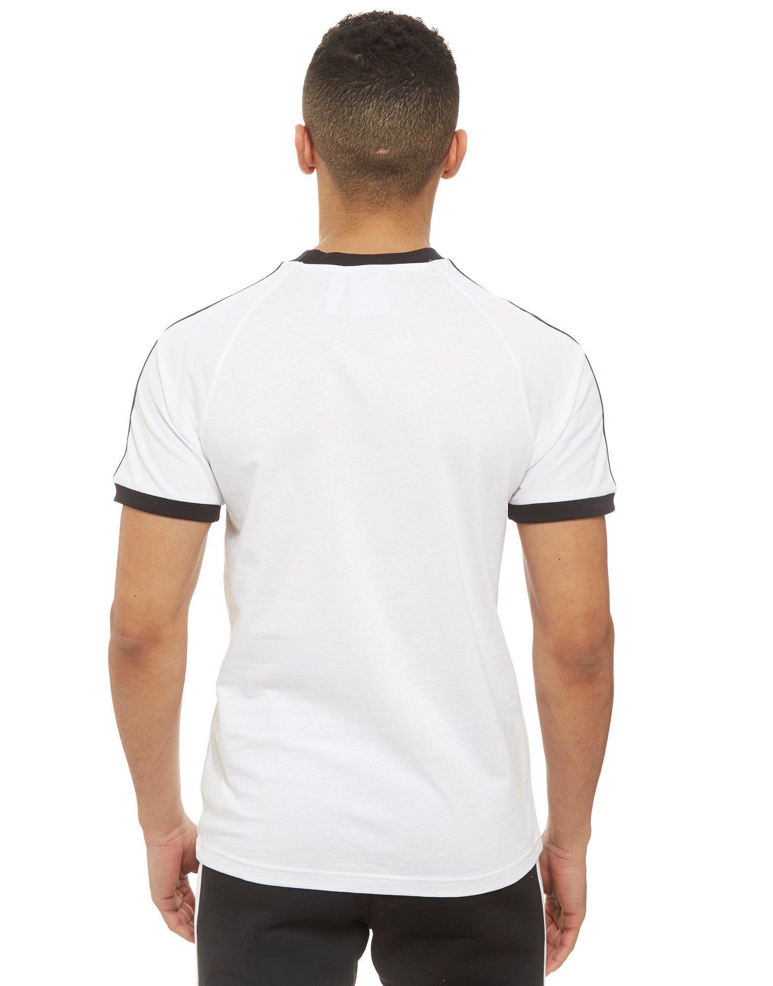 72e95ab2 adidas Originals California T-shirt Az8128 in White for Men - Lyst