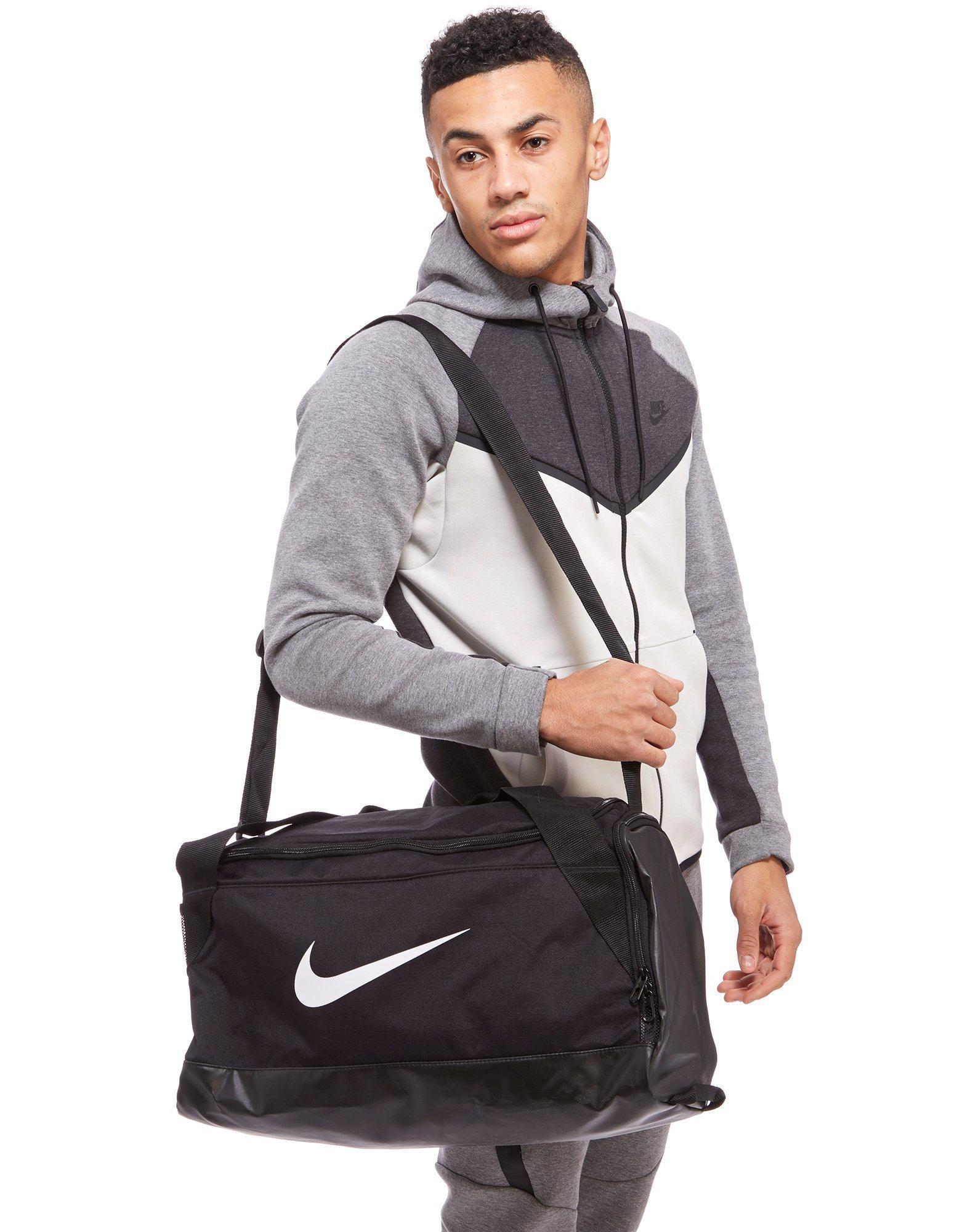 73dc6a8fc5ef Nike Brasilia Training Duffel Bag Small Blue