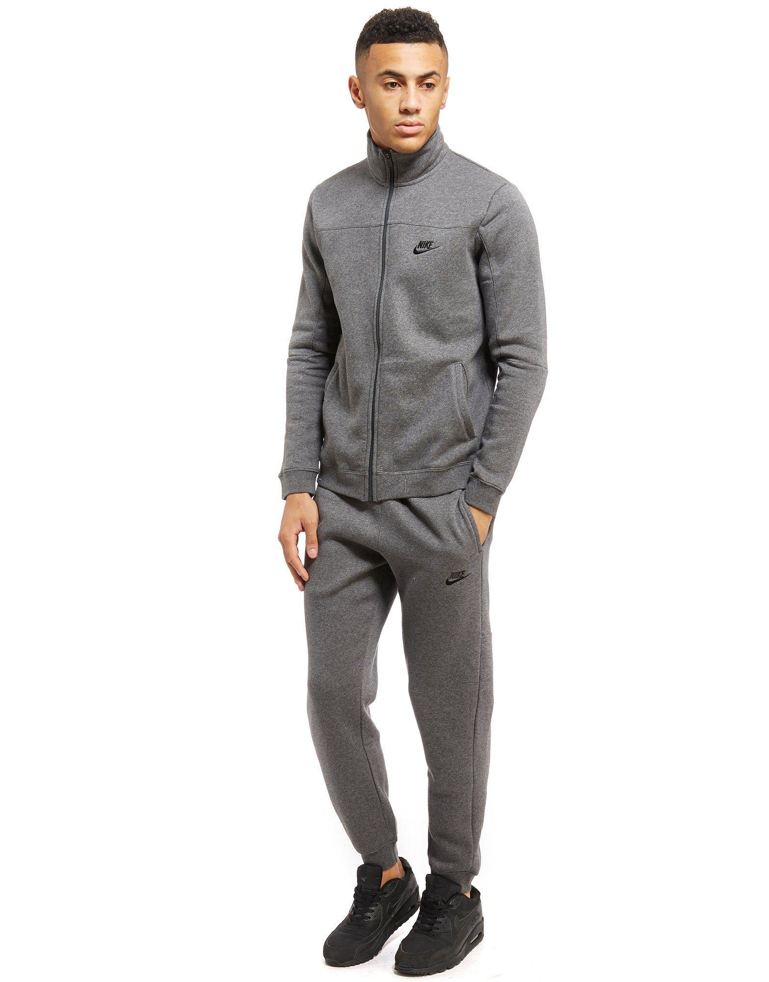 Nike Cotton Season 2 Tracksuit In Gray For Men Lyst
