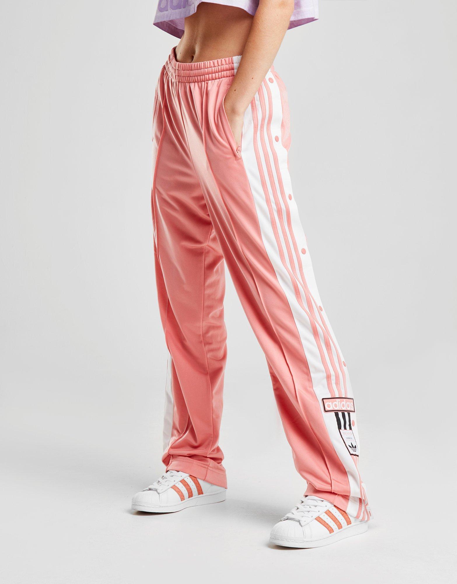 adidas Originals Adibreak Popper Pants in Pink Lyst