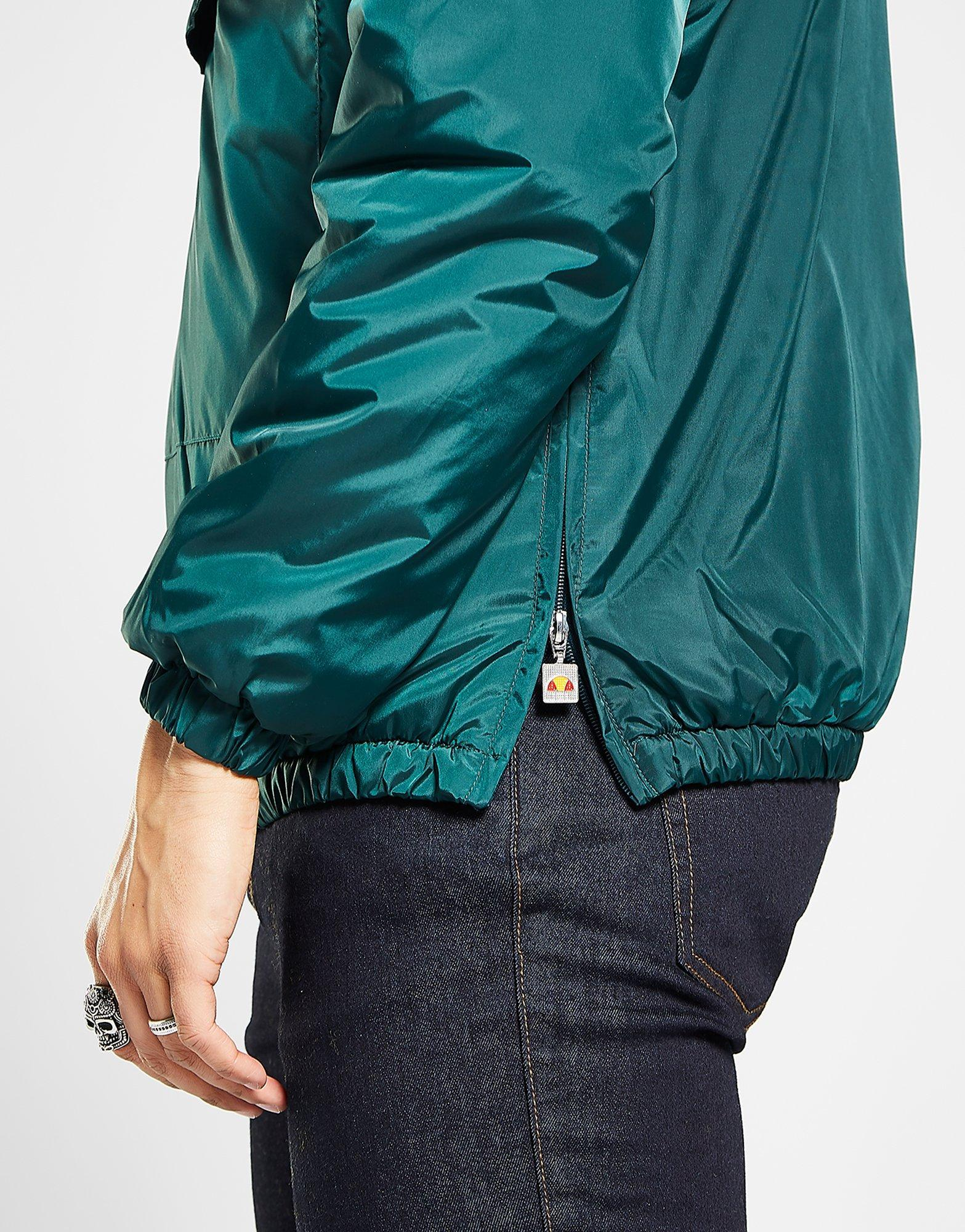 0c332c4b69e Ellesse Green Mont Padded Jacket for men