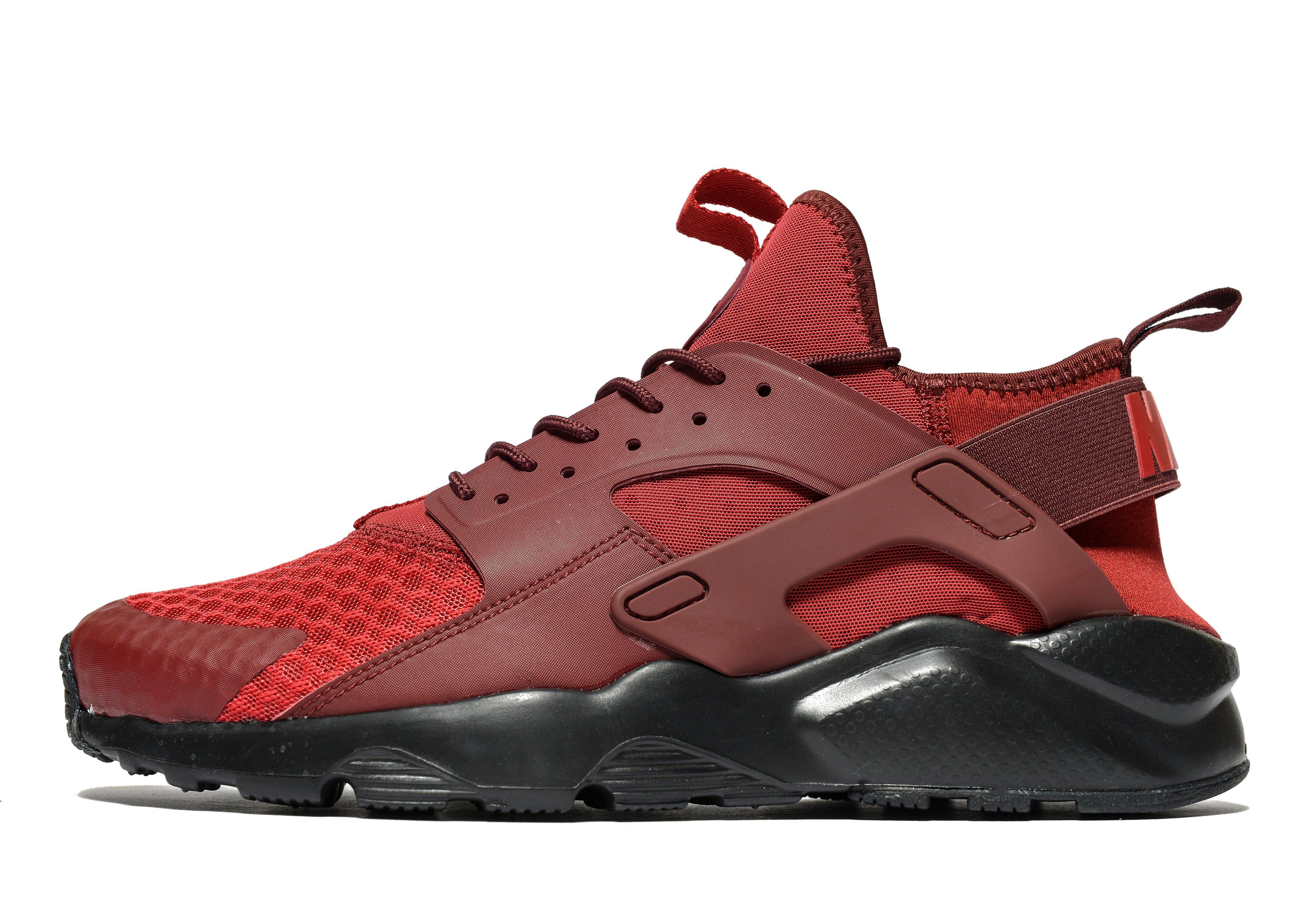 f2a8f4ede918 Lyst - Nike Huarache Ultra in Red for Men