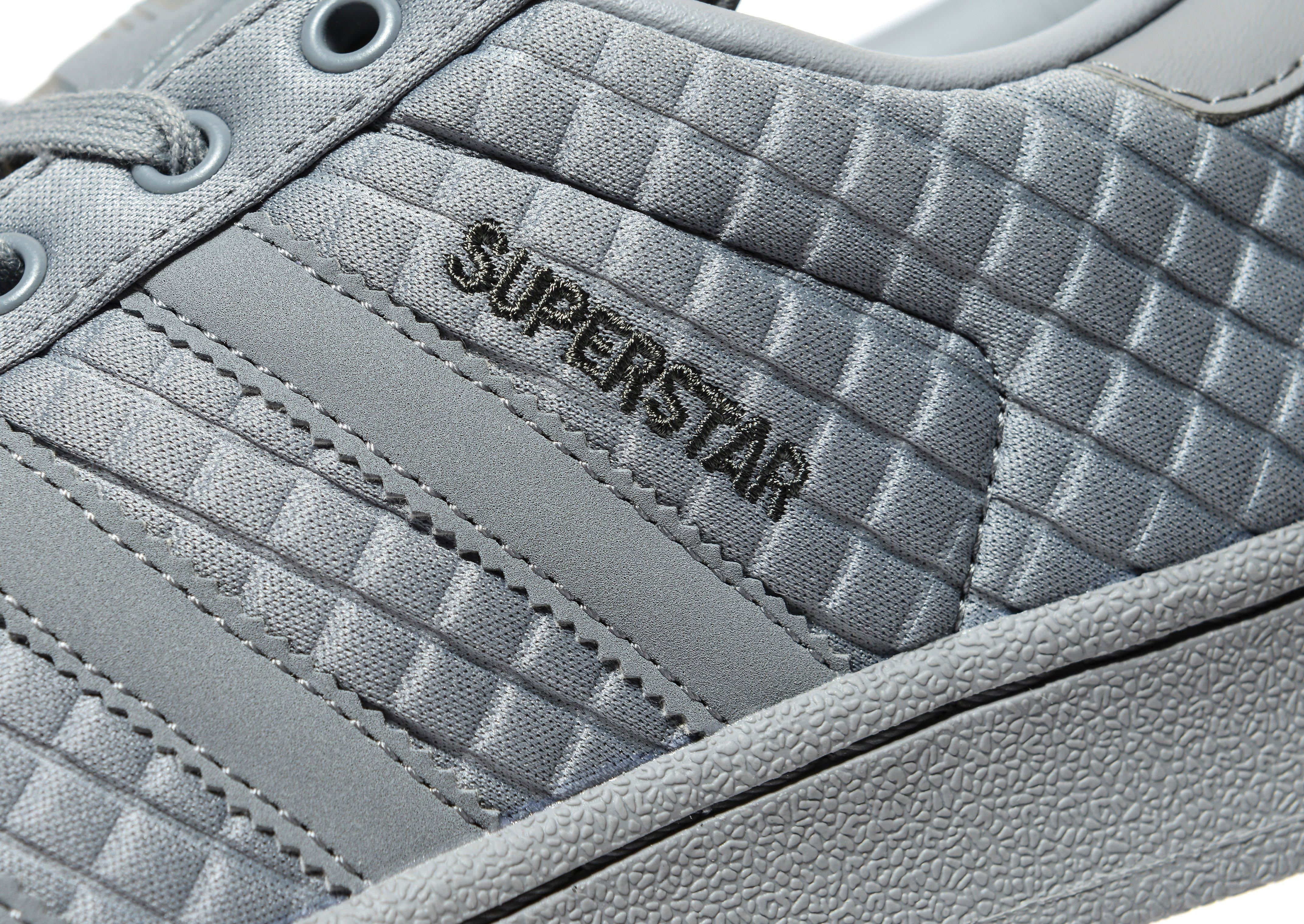 adidas originals superstar quilt homme