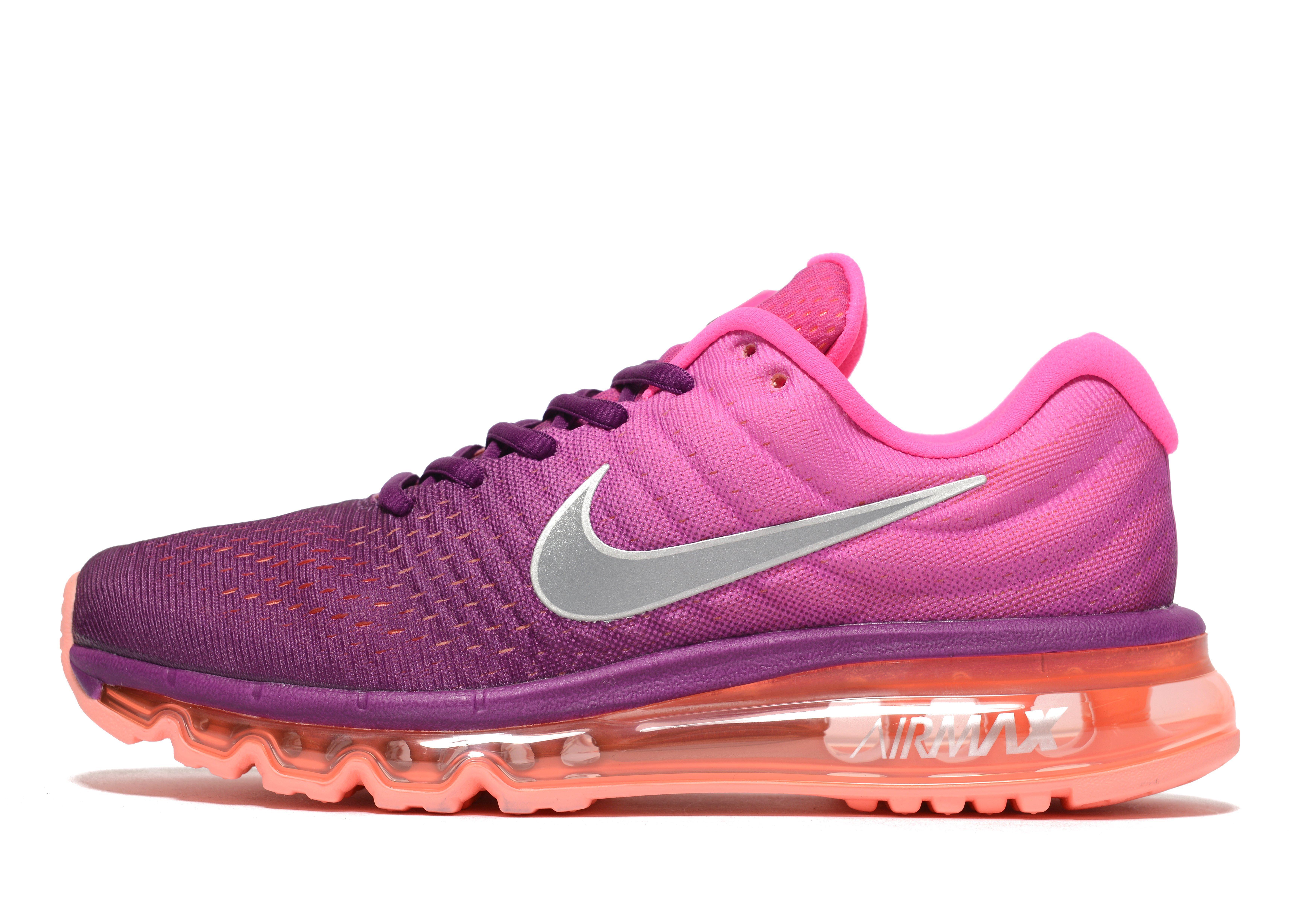 huge discount 63943 aa2e9 Nike Purple Air Max 2017