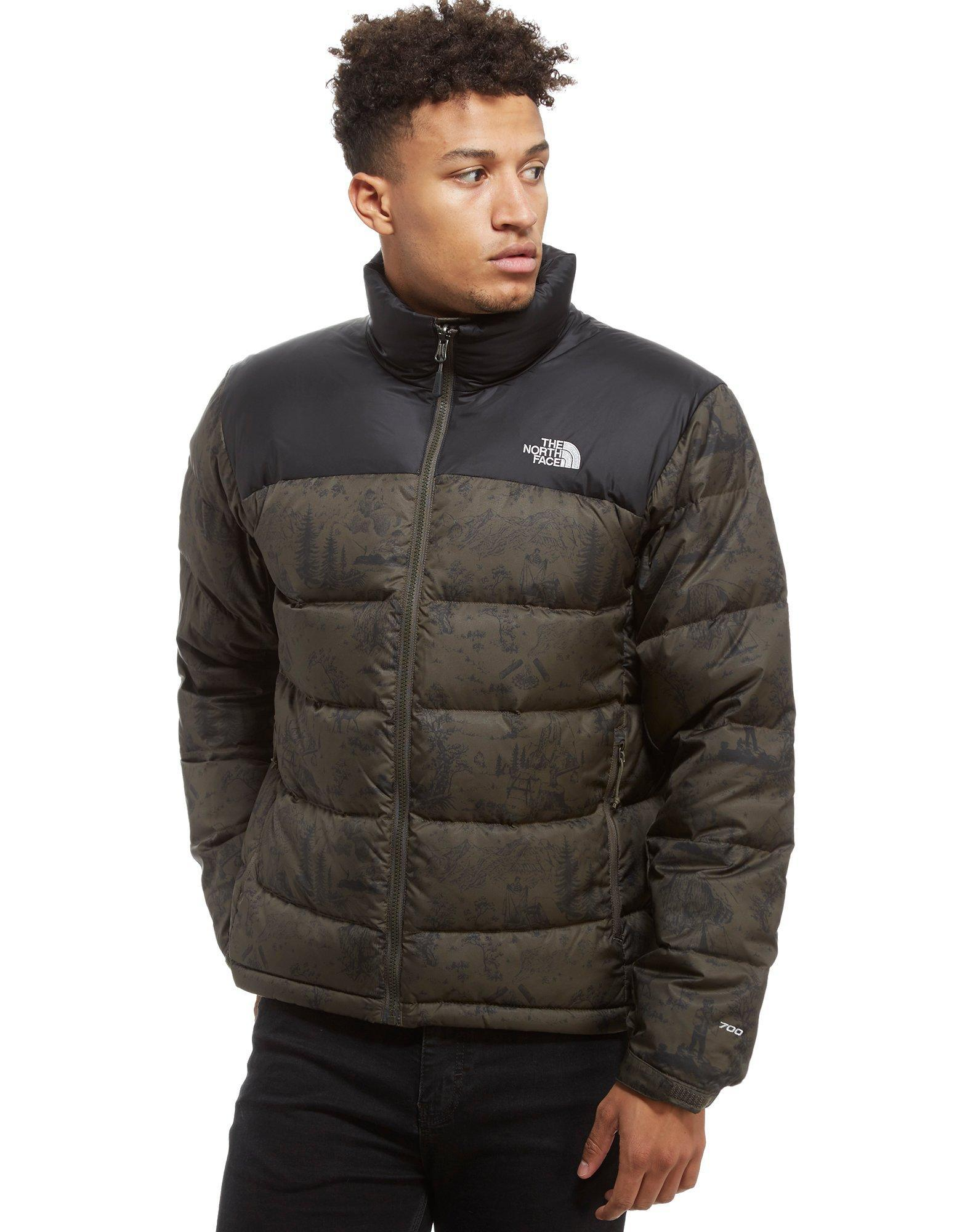 ... spain the north face nuptse 2 jacket in black for men lyst 2081c a7589 2abbb78f5