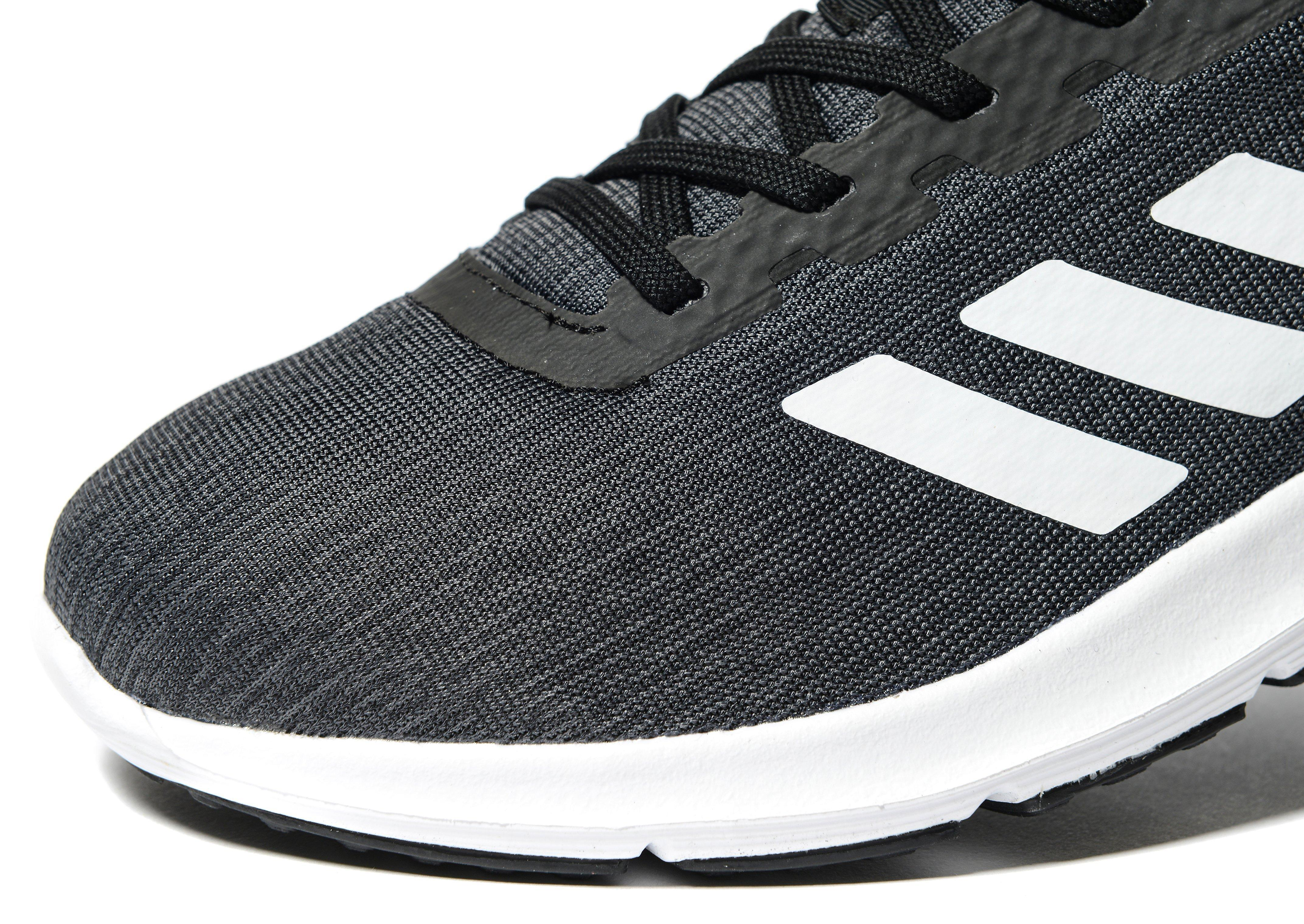 adidas Synthetic Cosmic 2 in Black/White (Black) for Men