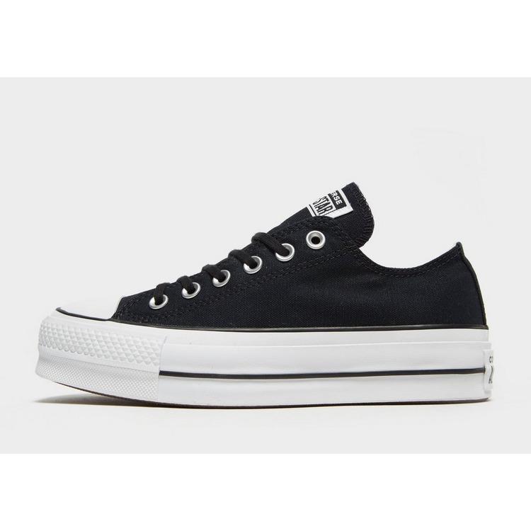 Ctas Lift Clean Ox Sneakers in Black