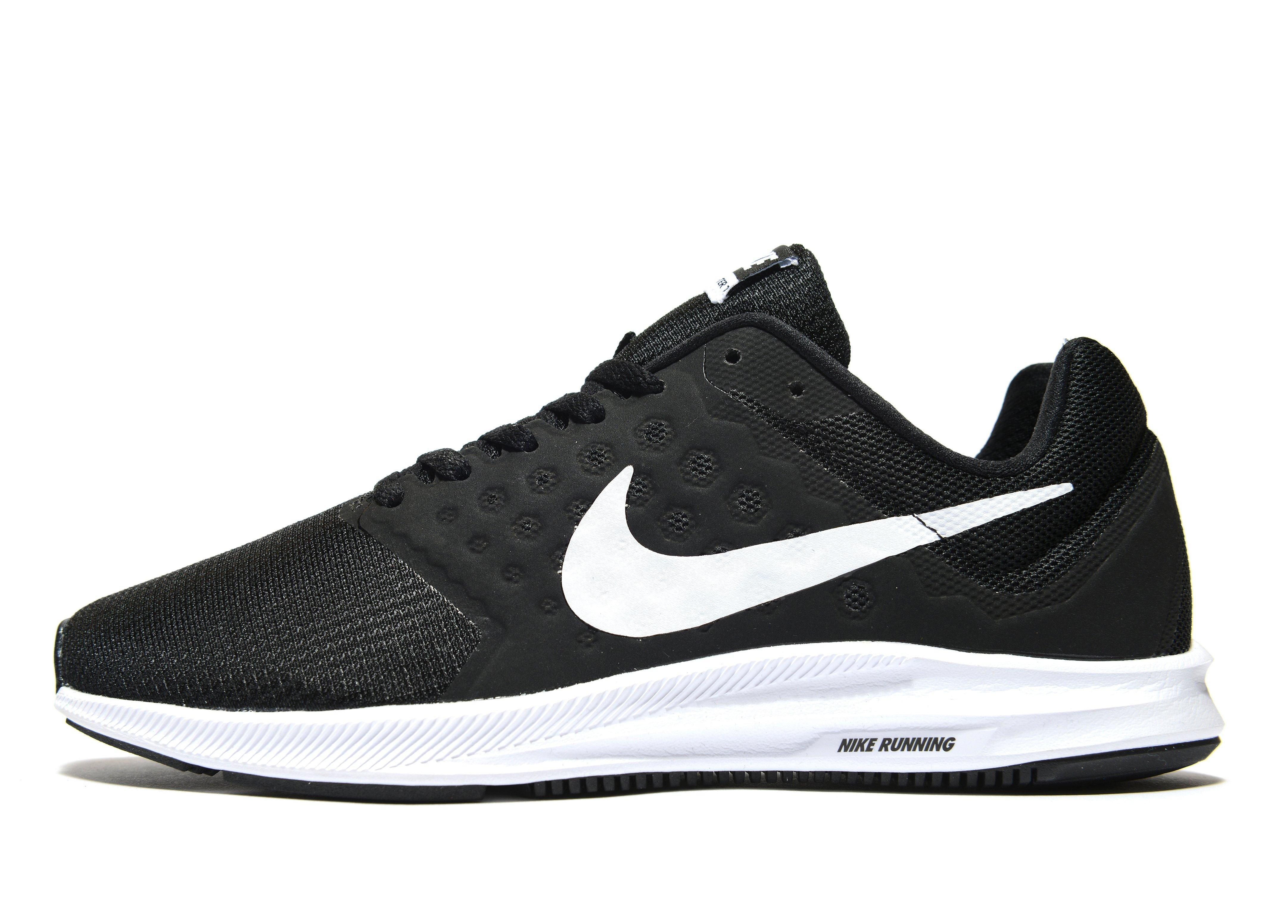 Lyst - Nike Downshifter 7 in Black